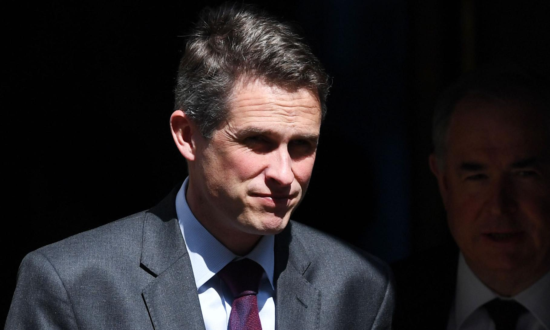 Gavin Williamson: 'I was tried by kangaroo court – then sacked'