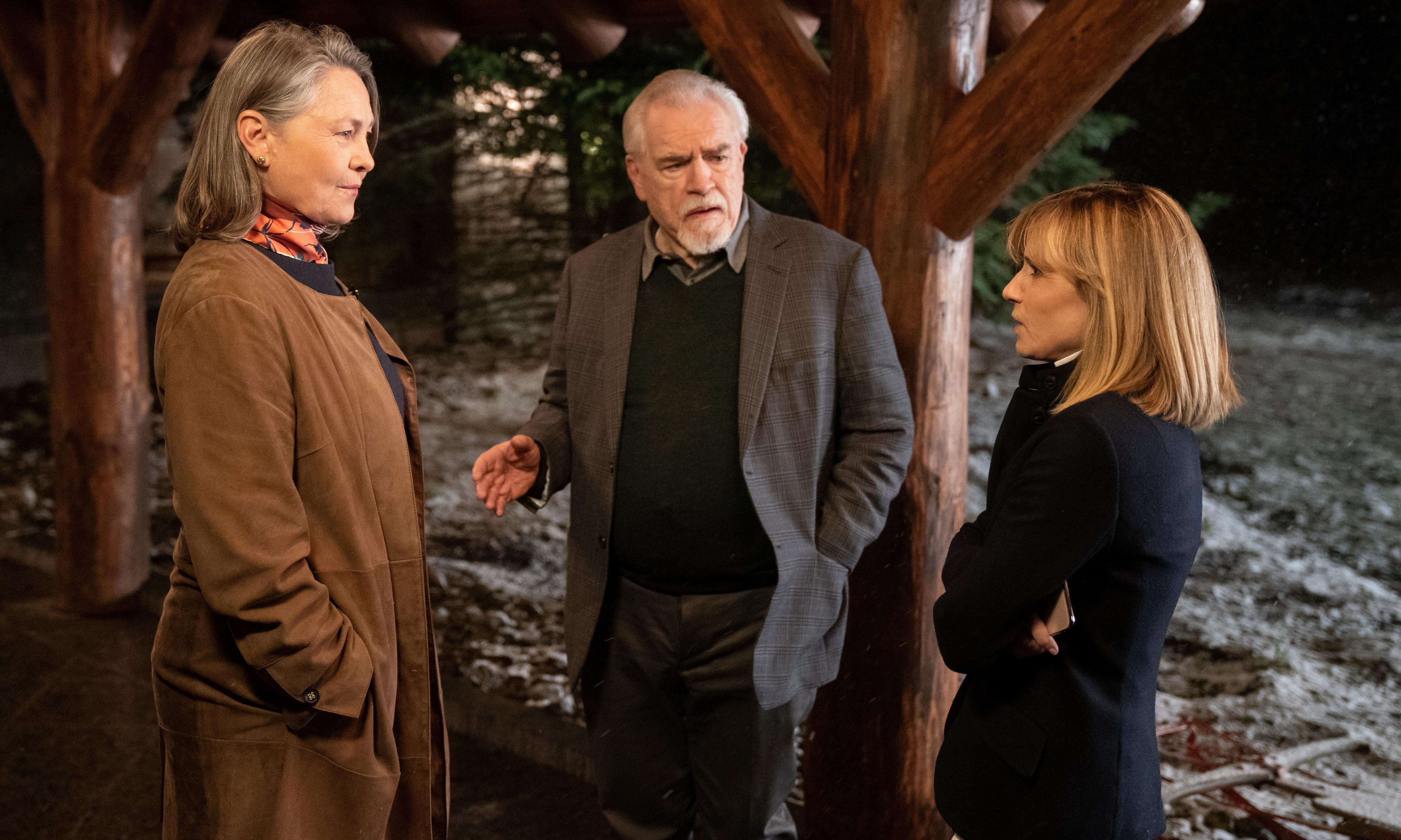 Succession recap: season two, episode six – Logan is losing it