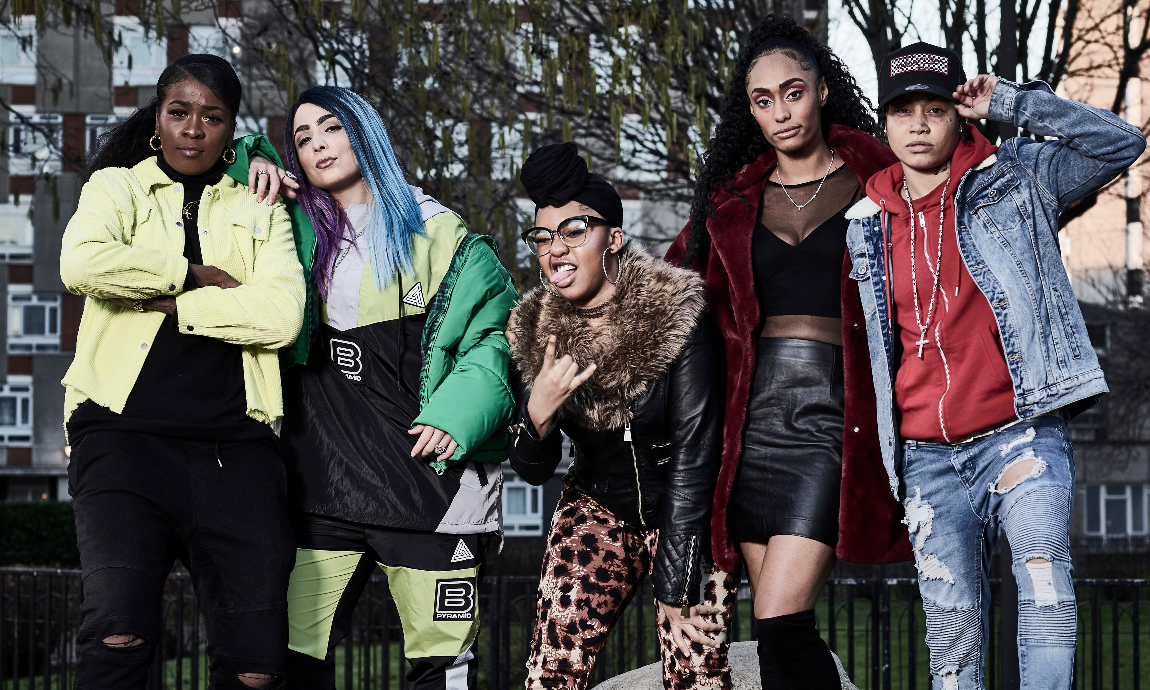 Galdem Sugar: can a grime reality show ever work?