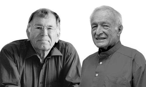 Jan Gehl and Richard Rogers