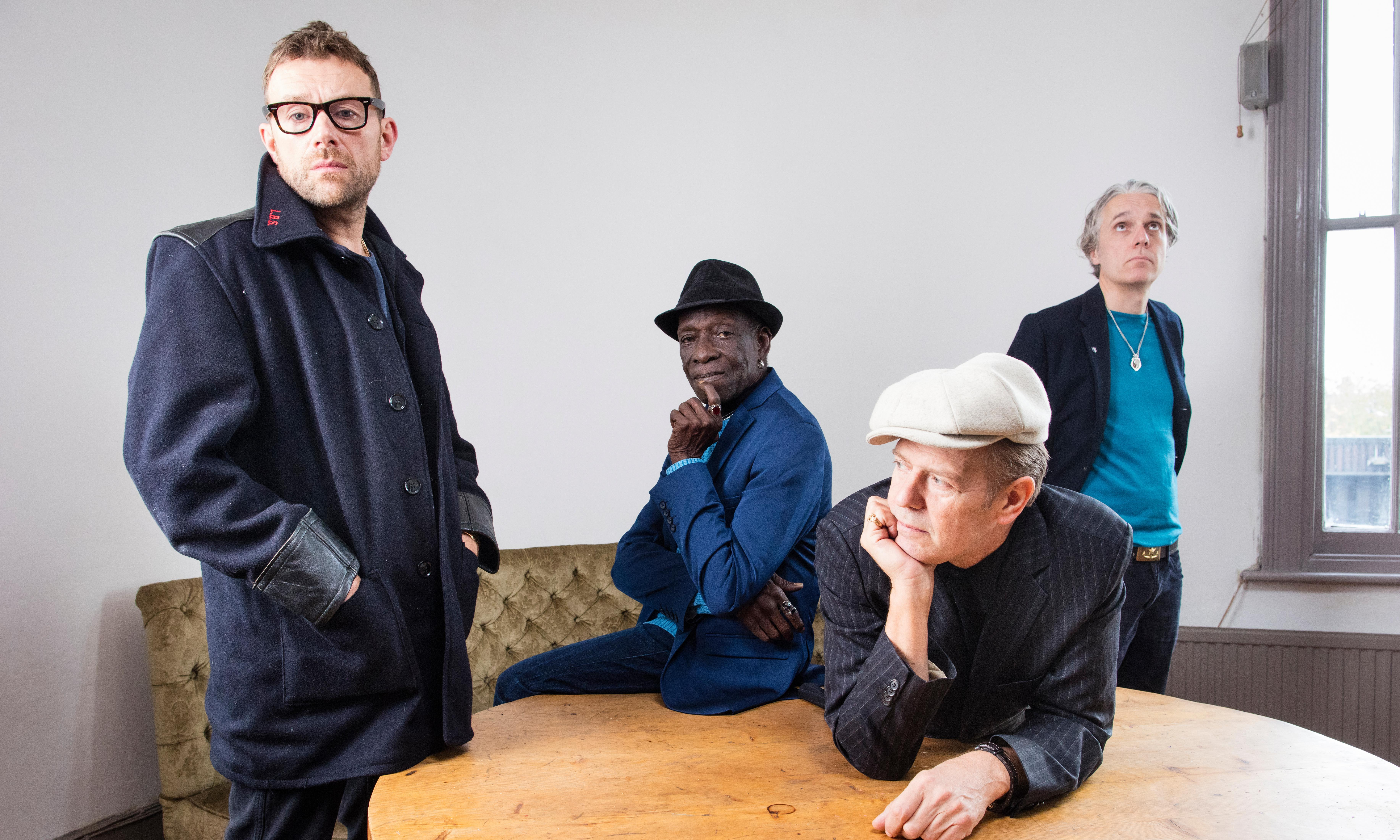 The Good, the Bad & the Queen: Merrie Land review – Damon Albarn's scattergun sketch of Britain
