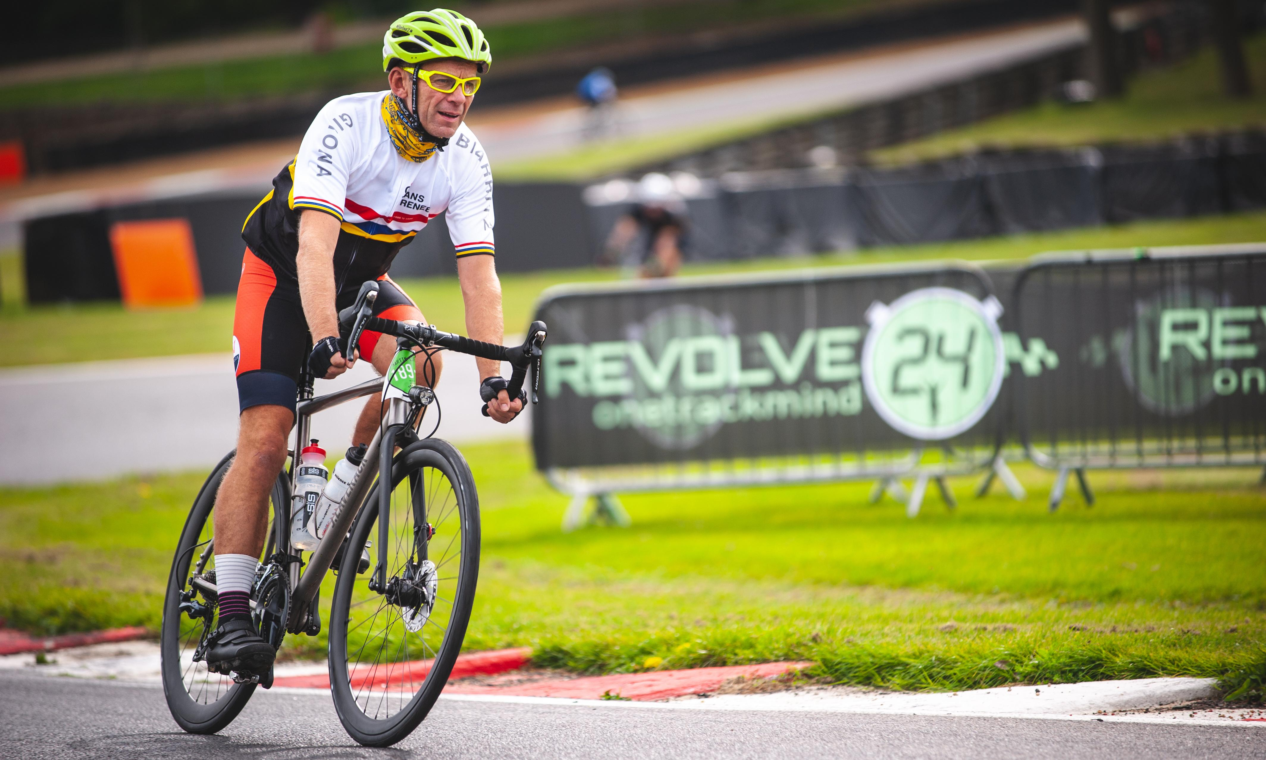 Inside the weird and wonderful world of 24-hour cycle racing