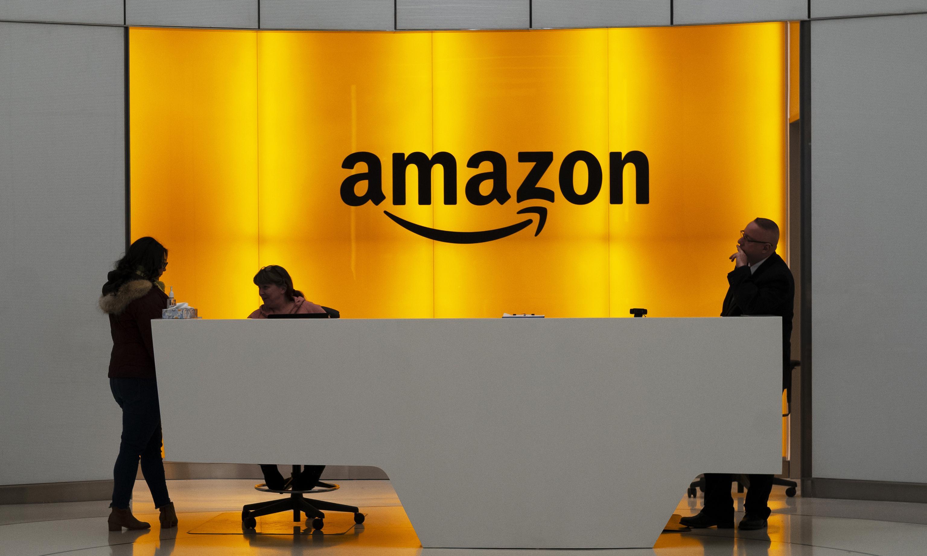 Amazon says Trump's 'vendetta' lost it $10bn Pentagon contract