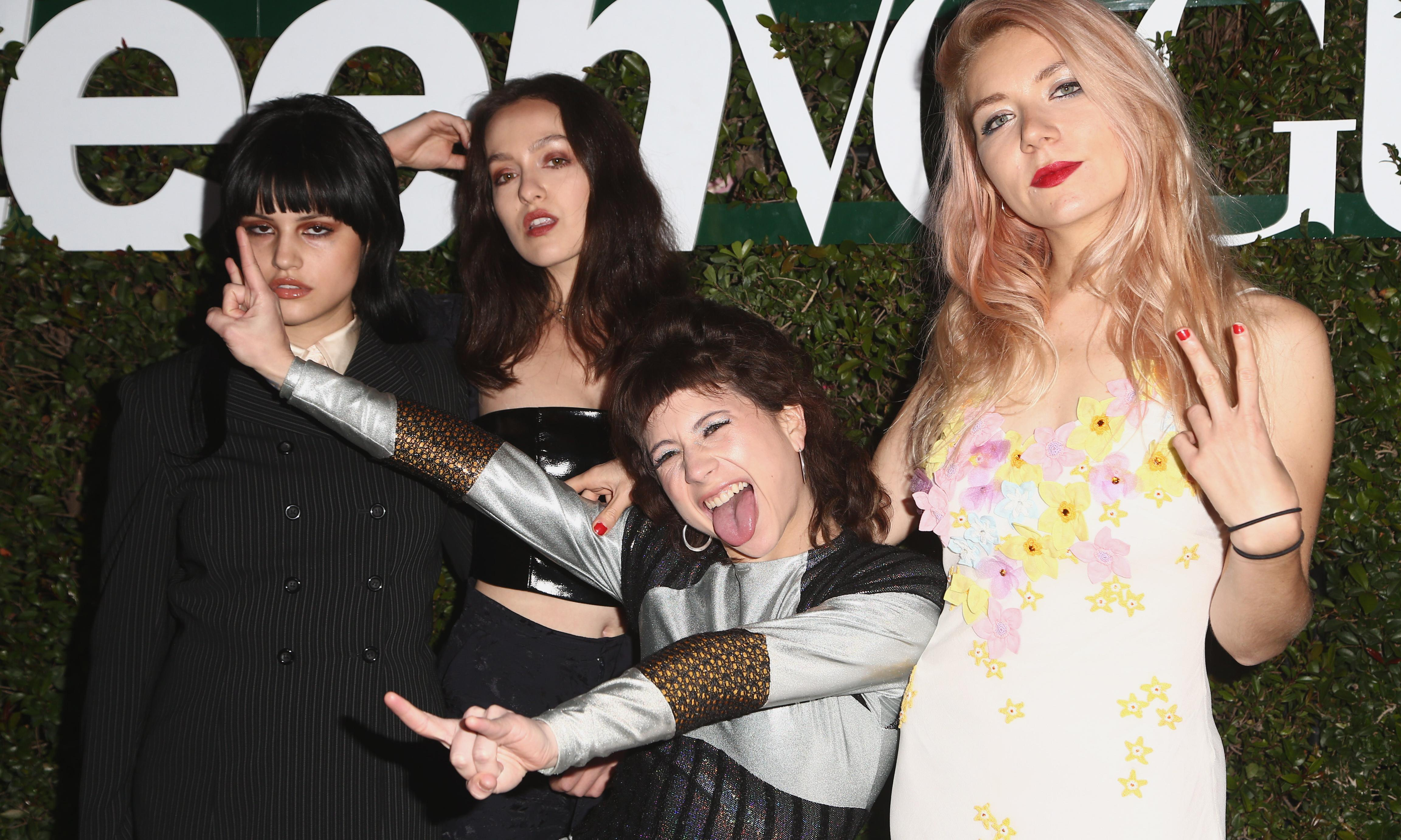 I'm With the Band: Nasty Cherry review – move over Simon Cowell, here's Charli XCX!