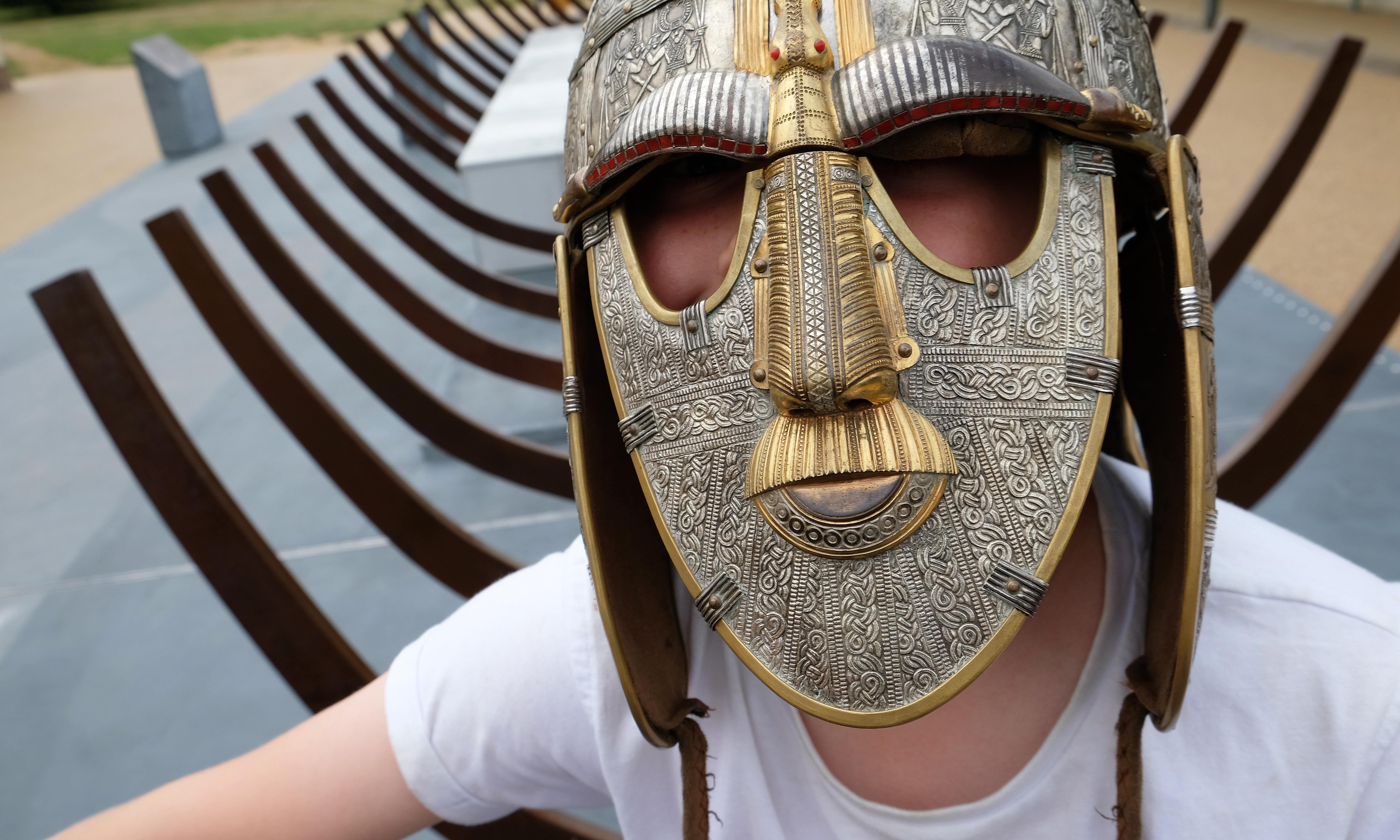 Who says Sutton Hoo site was dull?