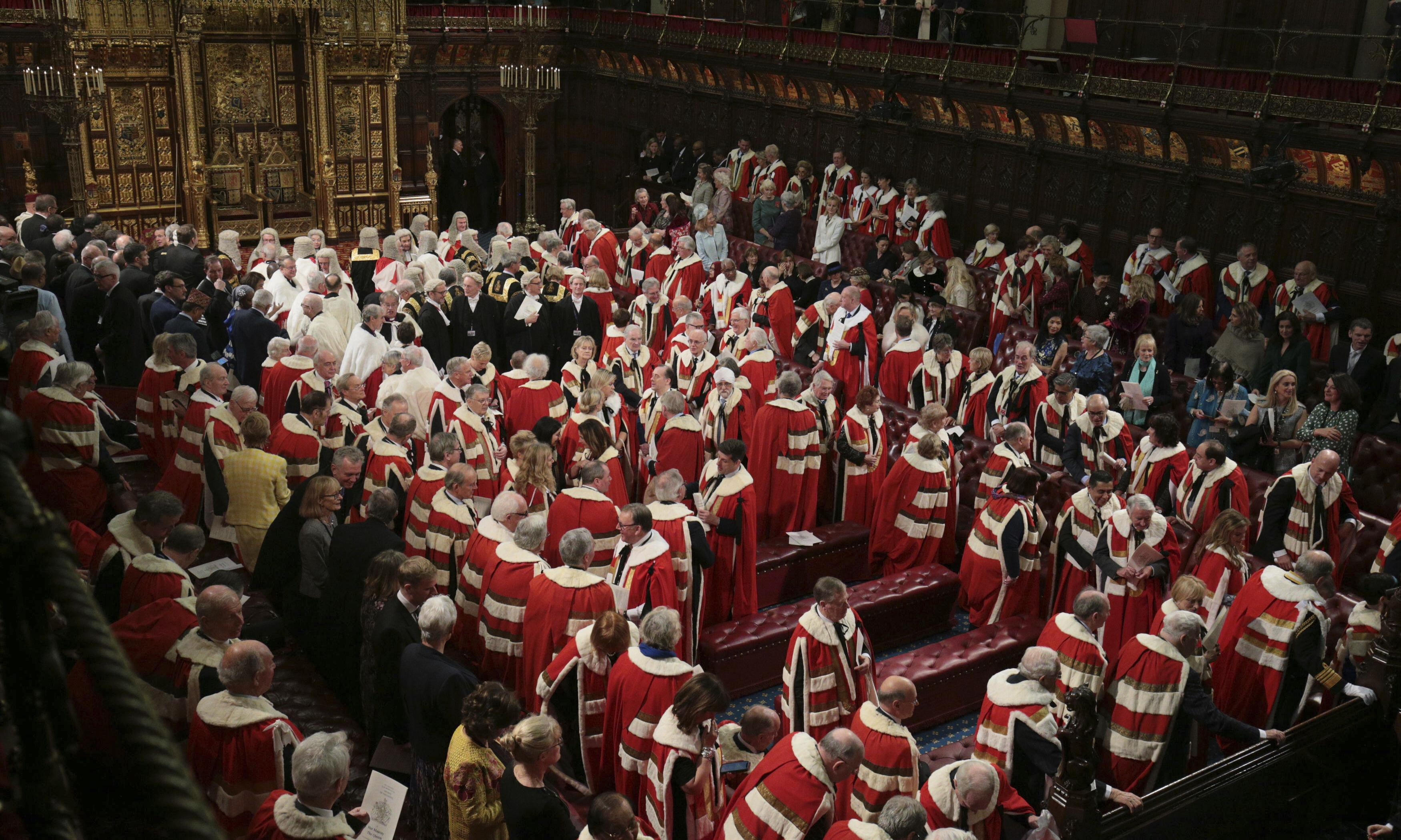 House of Lords may move out of London to 'reconnect' with public