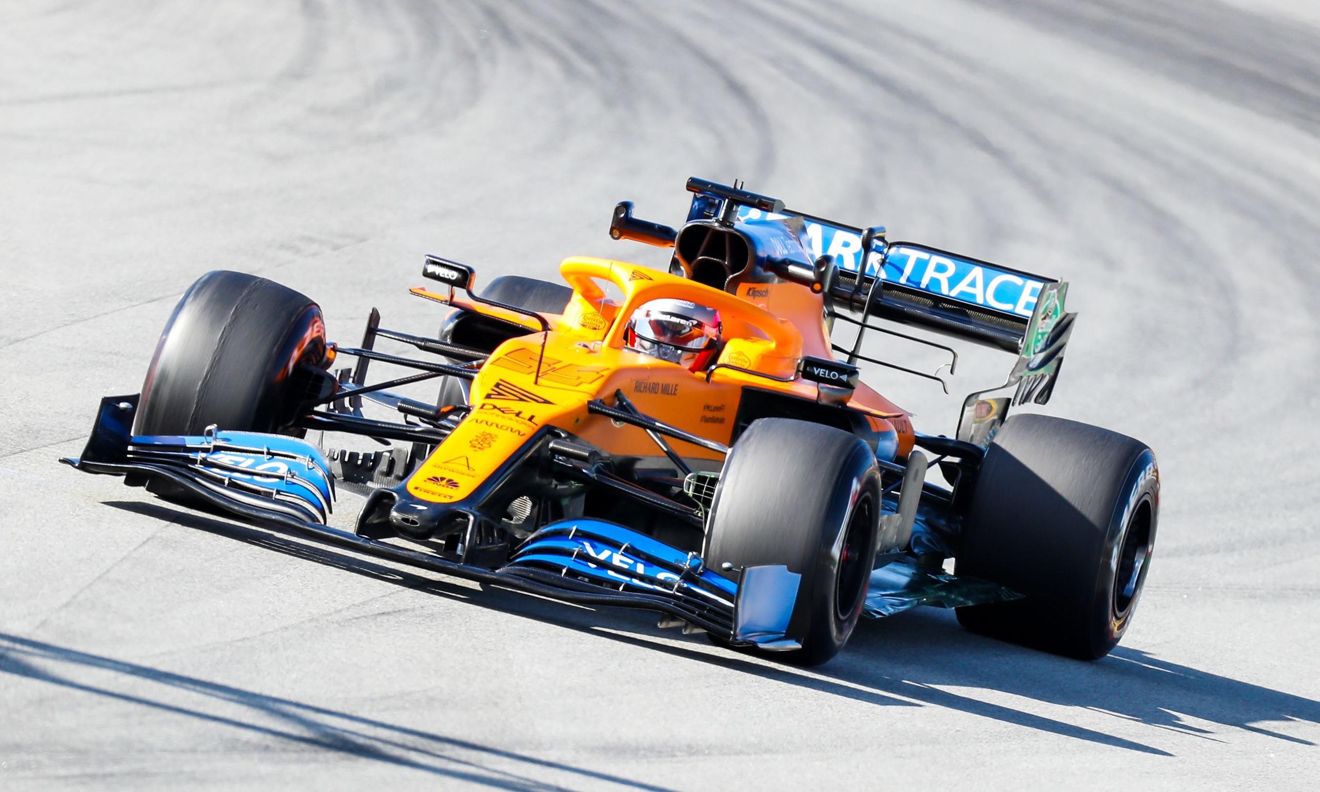 McLaren adopt strict safety policy on spread of coronavirus
