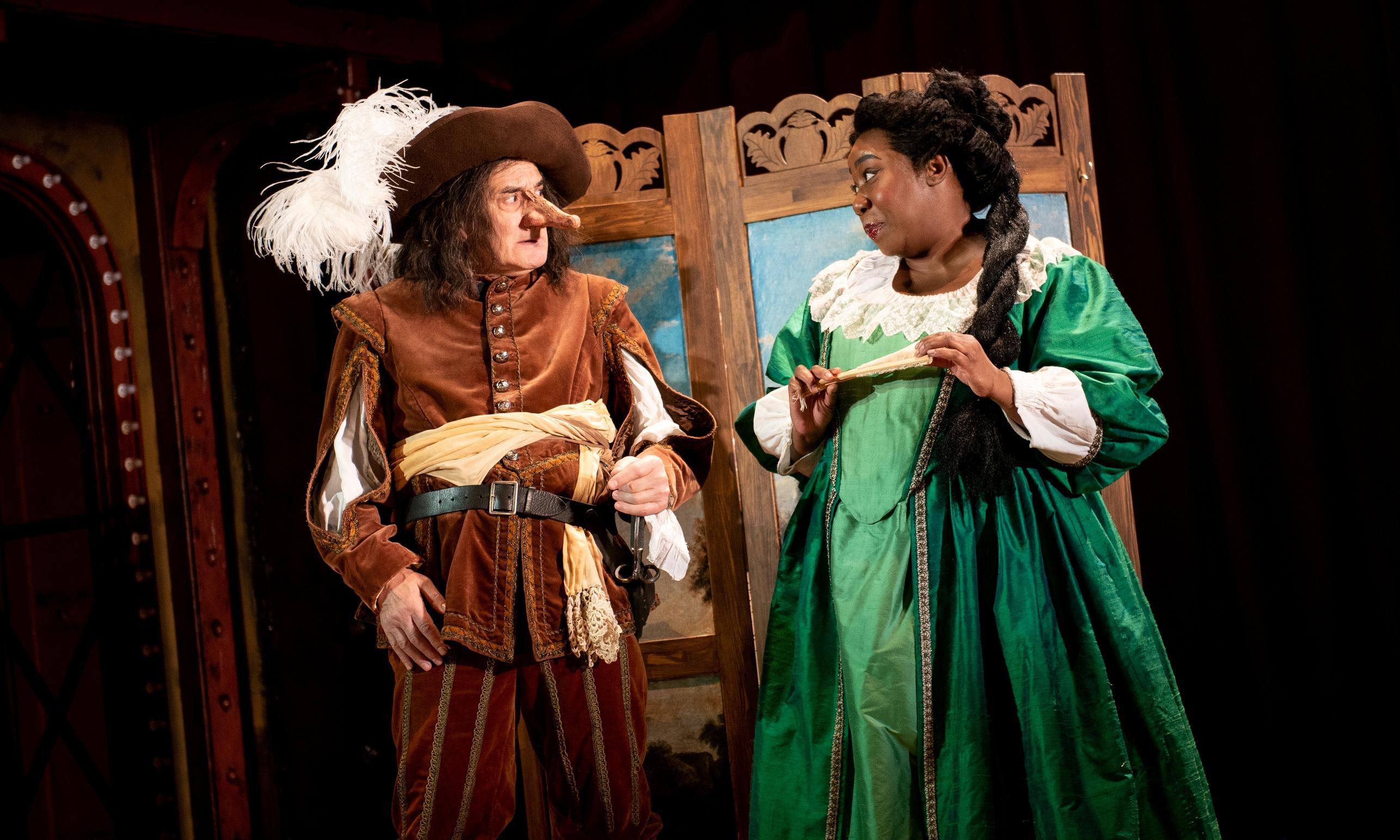 Edmond de Bergerac review – all the fun of the farce