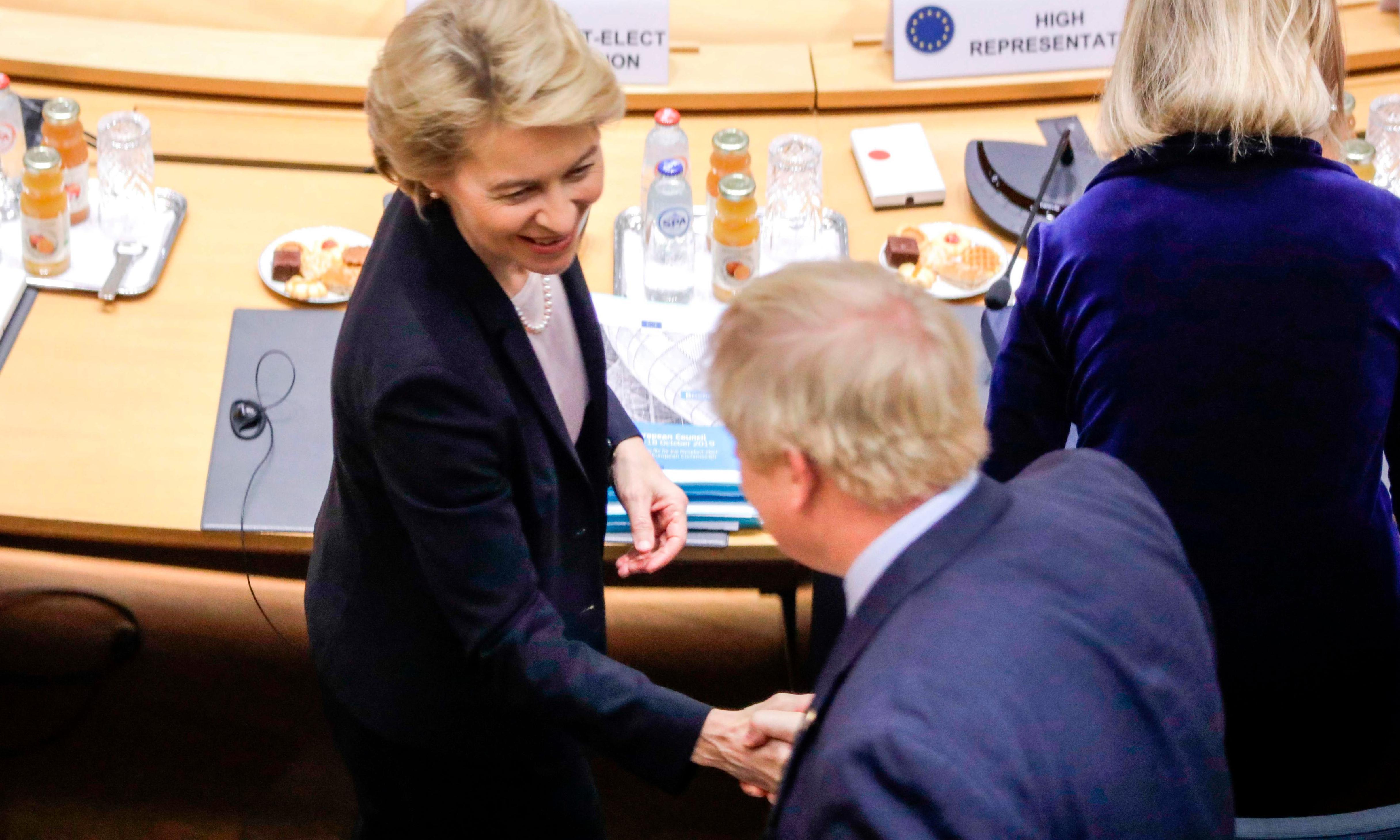 Boris Johnson set to break pledge not to nominate EU commissioner