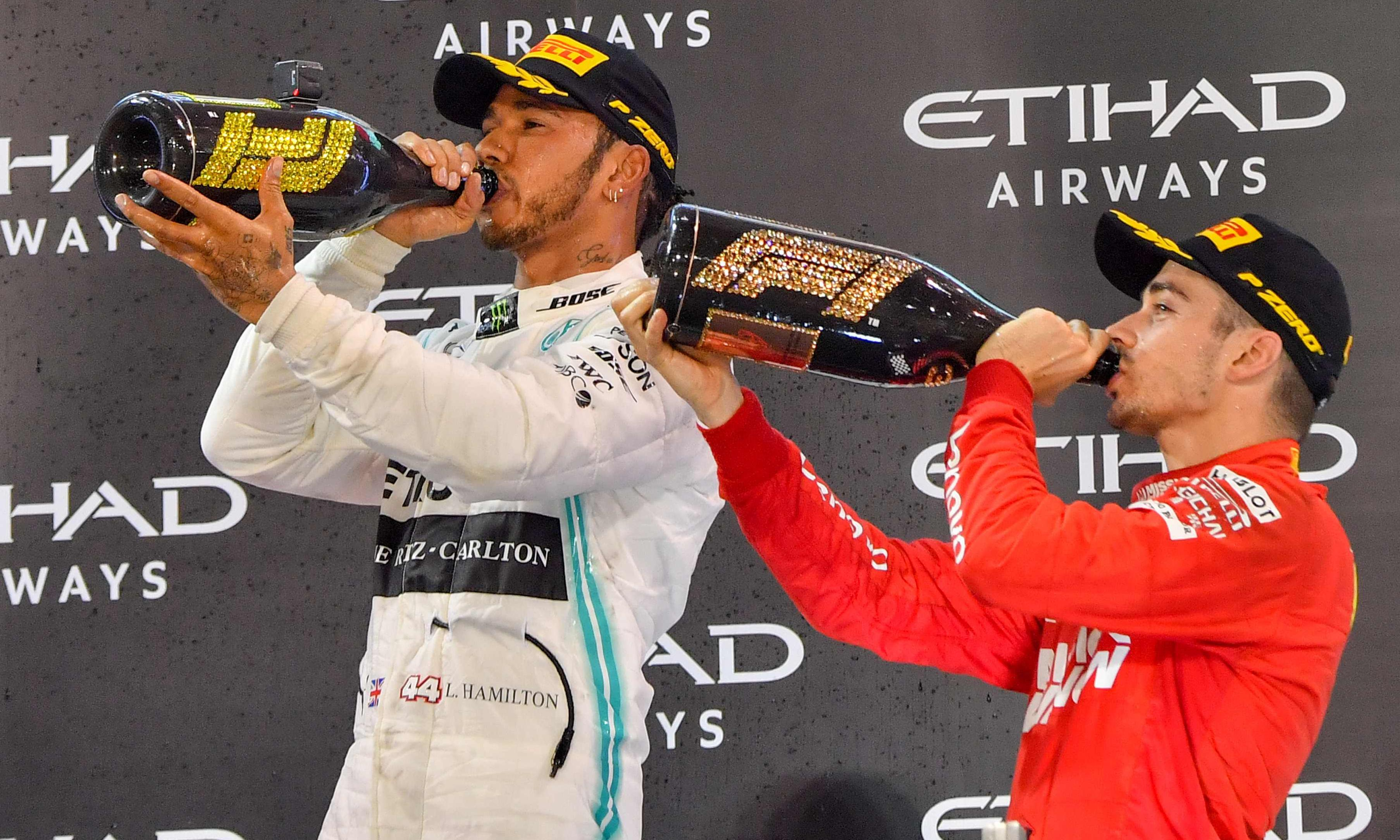 Ferrari 'very flattered' Lewis Hamilton has had talks about F1 move