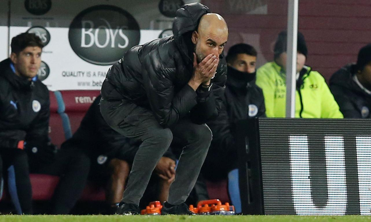 I do not know what Manchester City are missing, admits Pep Guardiola