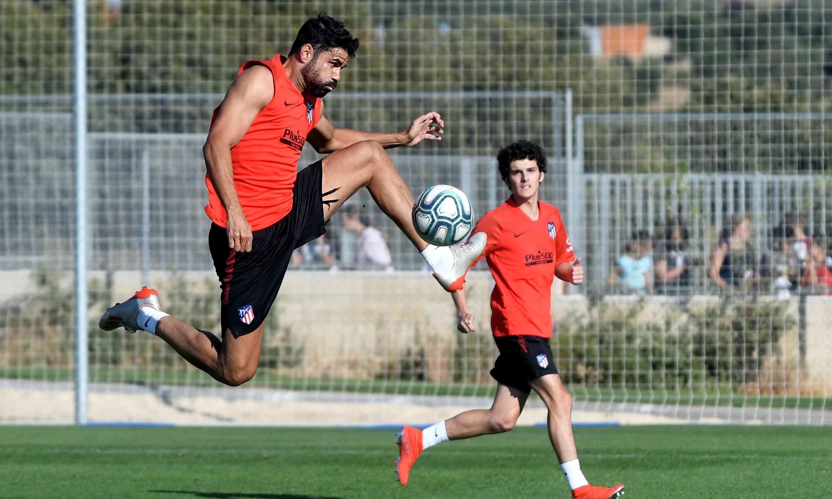 Football transfer rumours: Diego Costa heading for Everton?