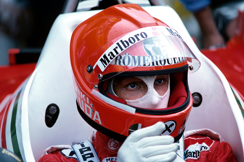 The fast show: Niki Lauda's five greatest F1 races