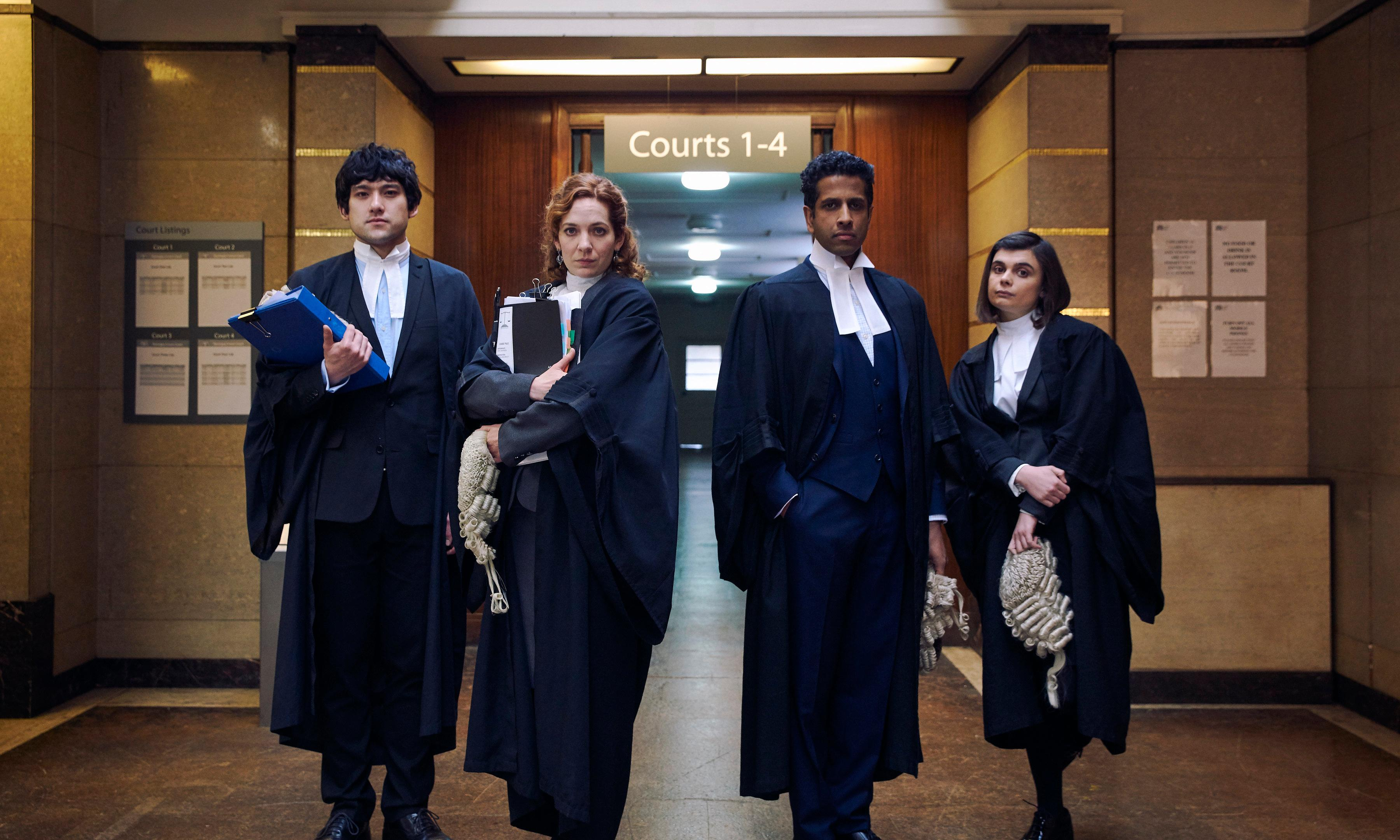 Defending the Guilty: the show that celebrates lawyers who aren't heroes