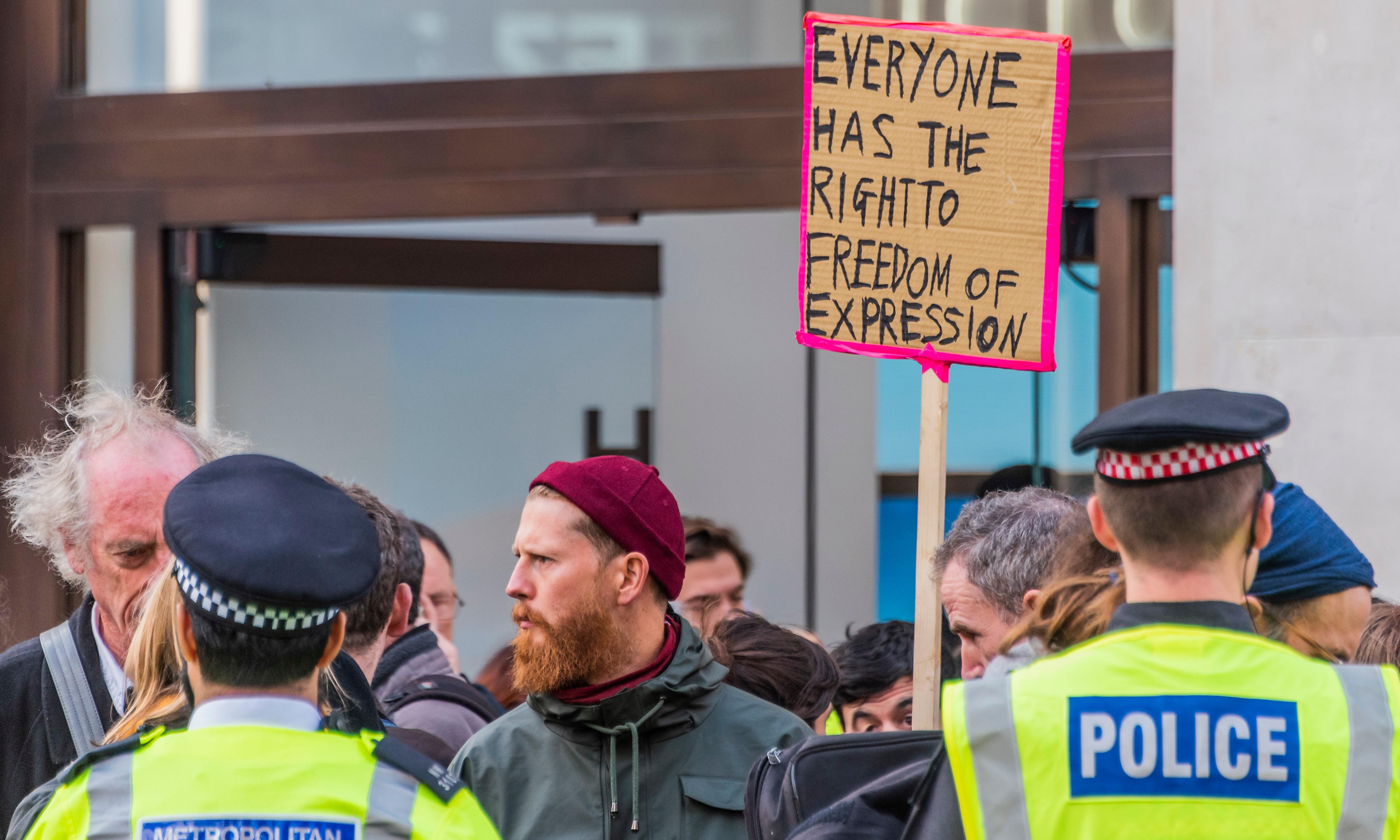 Extinction Rebellion's right to protest must be respected