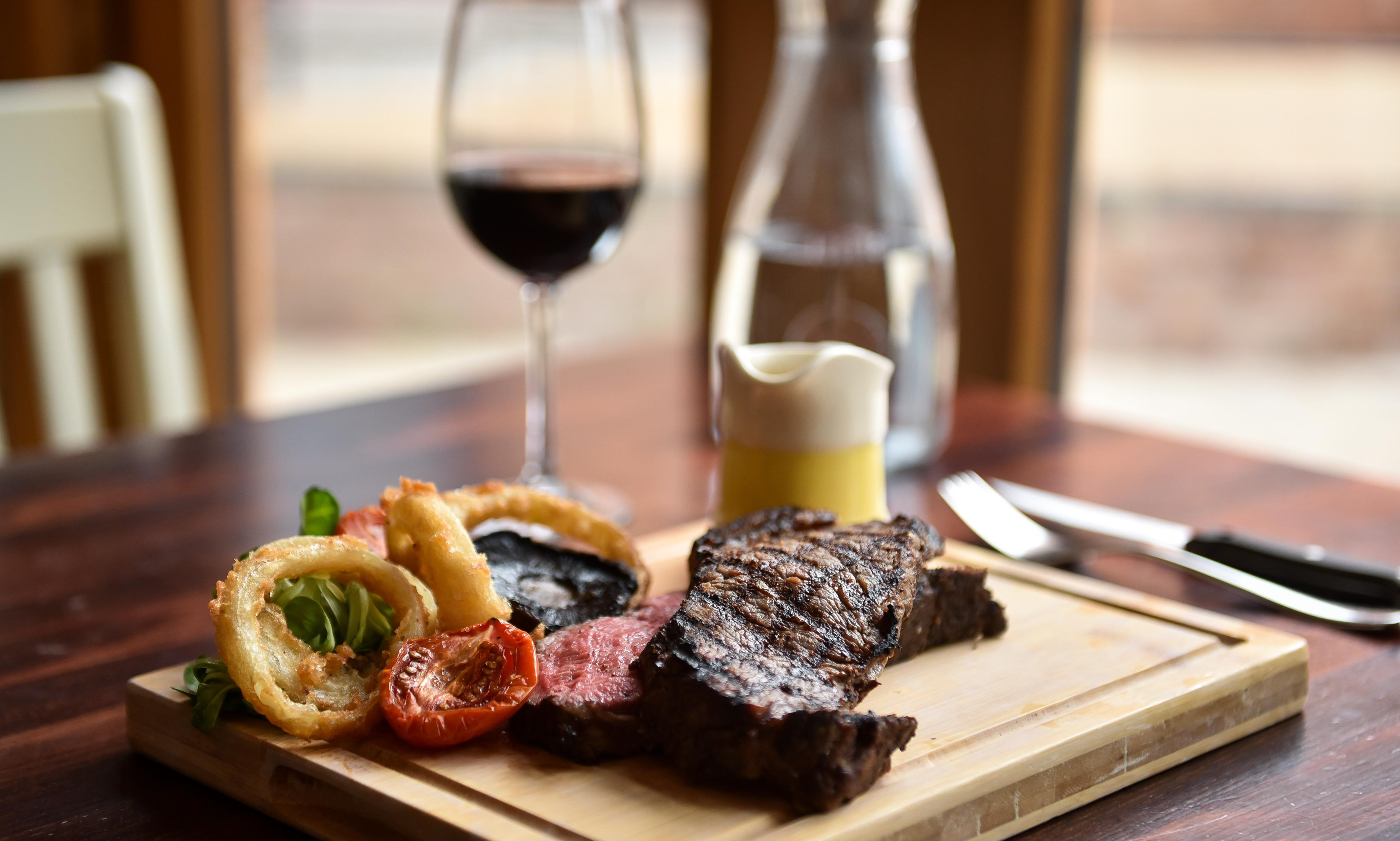 Judge who said borrowers could cut down on steak and shiraz labelled 'out of touch'