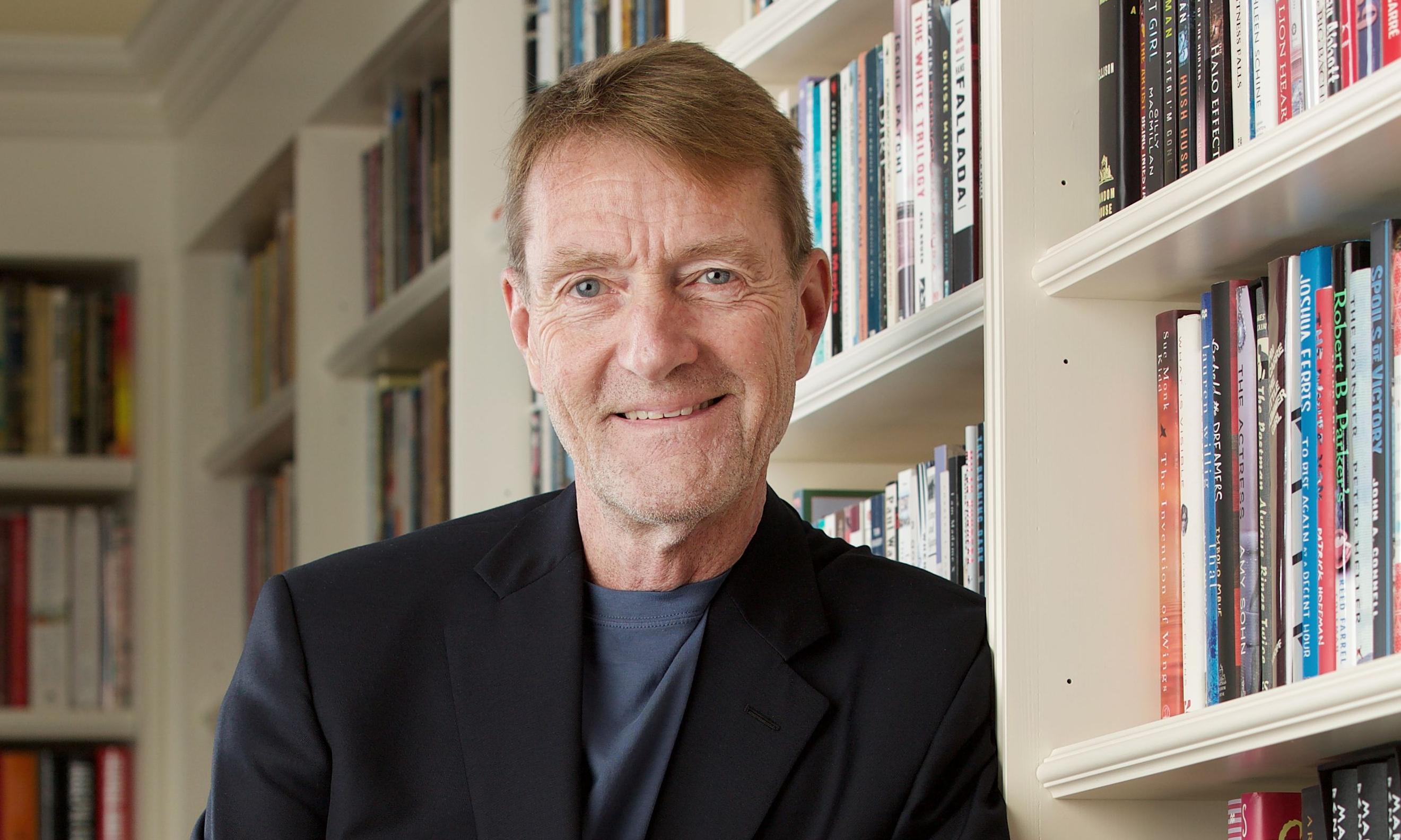 Lee Child set to adapt Jack Reacher novels for TV (but with a taller star)