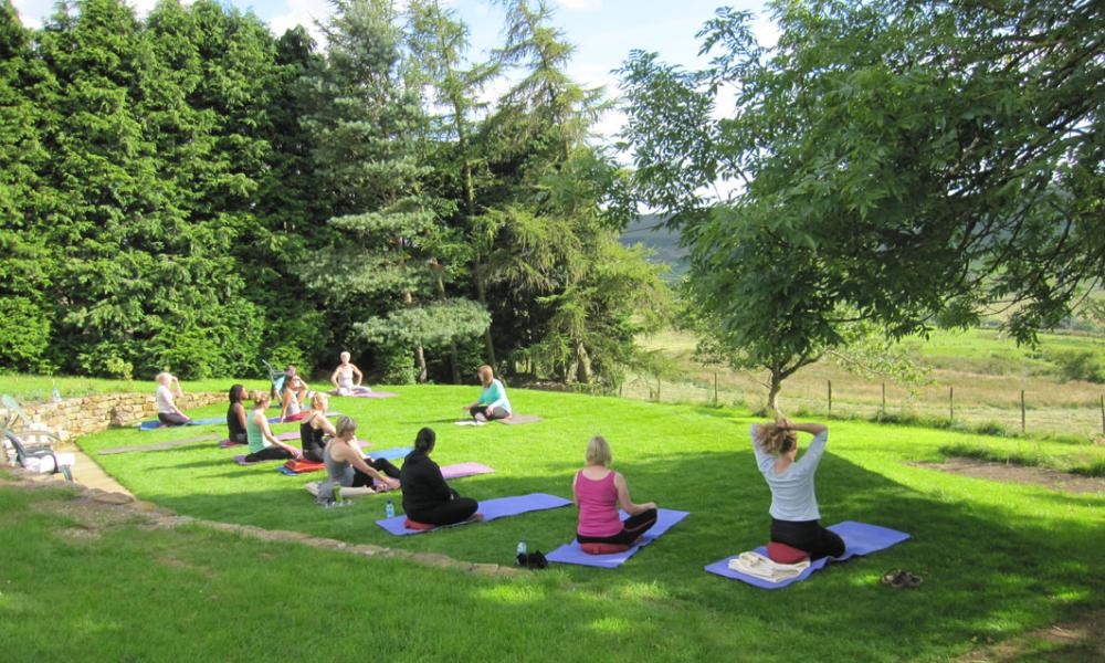The Orange Tree Yoga Retreat, Yorkshire