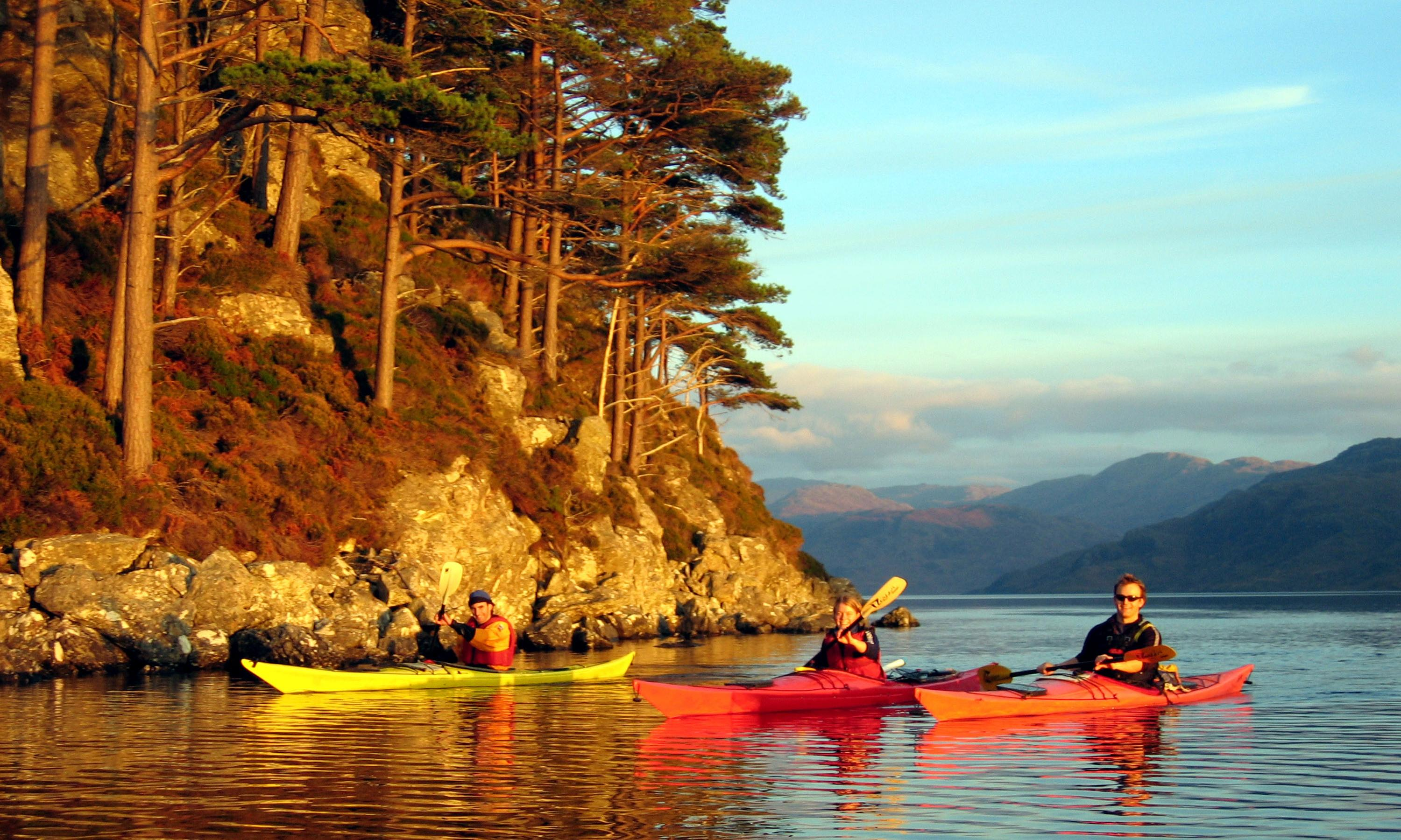 20 of the best outdoor activity breaks in the UK
