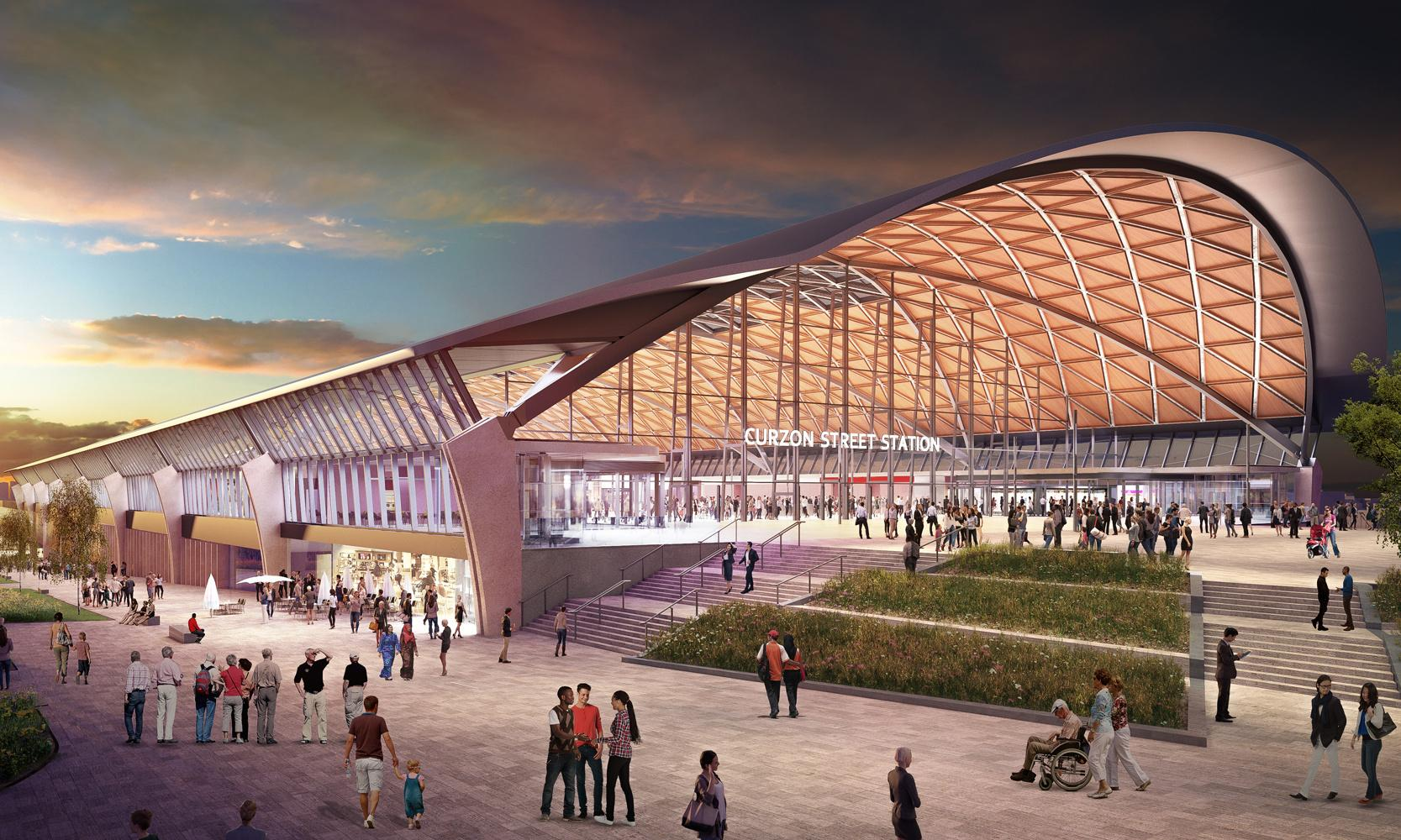 Will HS2 affect property prices in the Midlands and north?