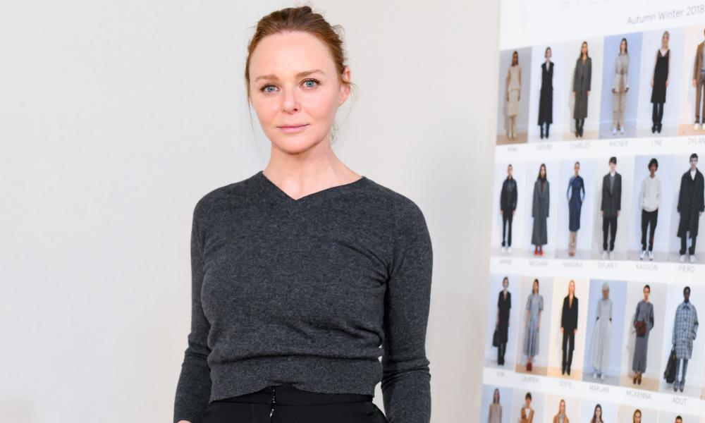 Stella McCartney in Paris