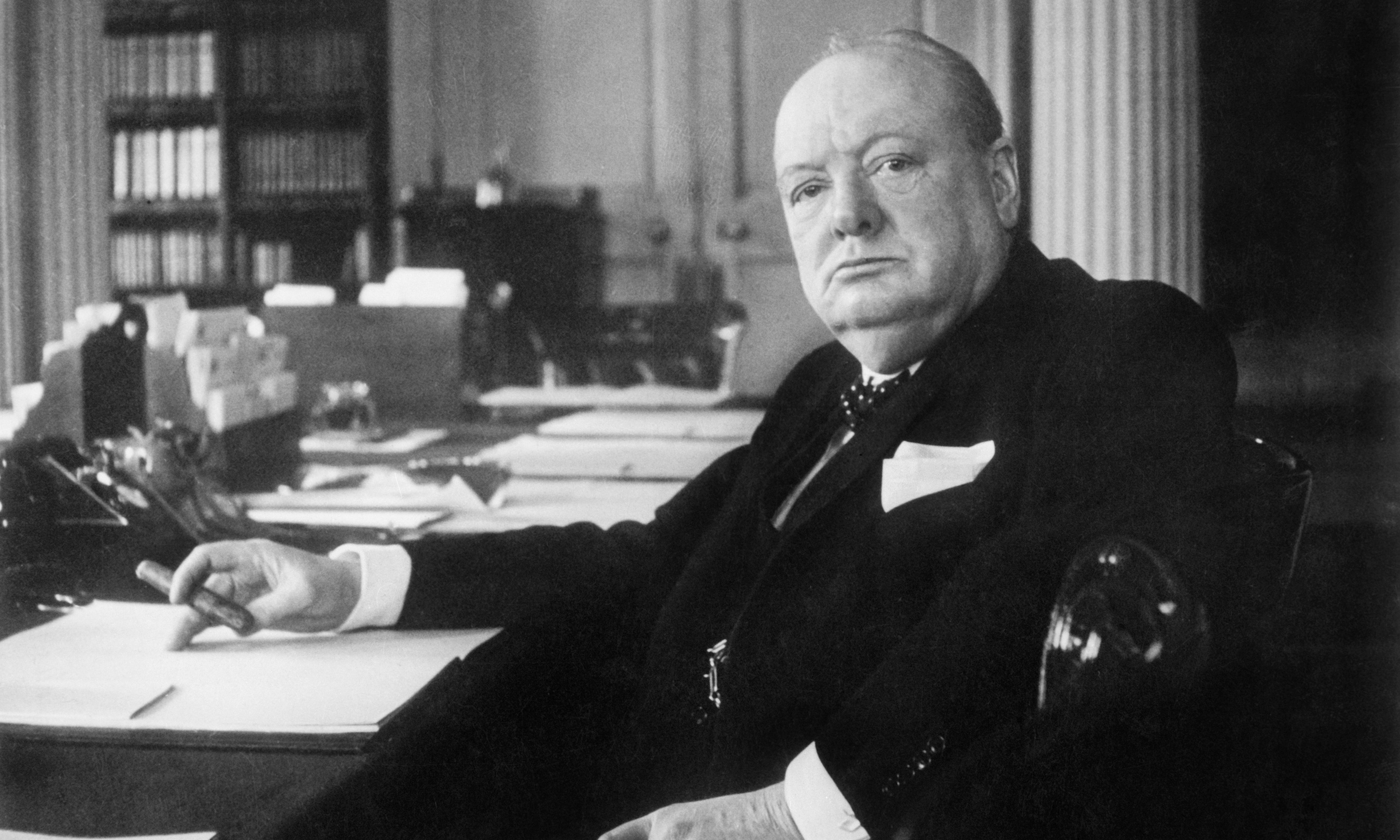 Winston Churchill 'shocked' by Downing Street restoration plan