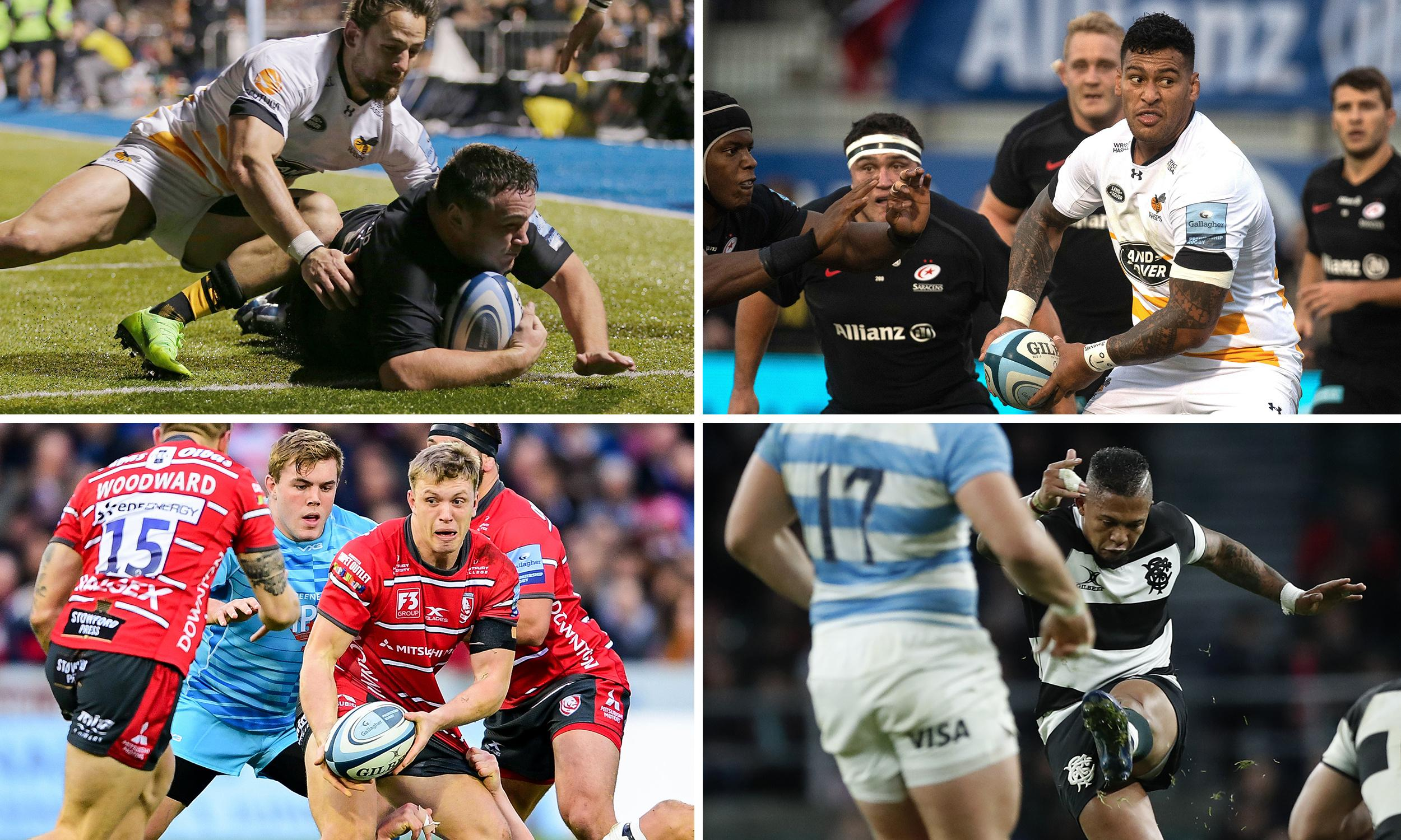 Rugby union: talking points from the Premiership and international action