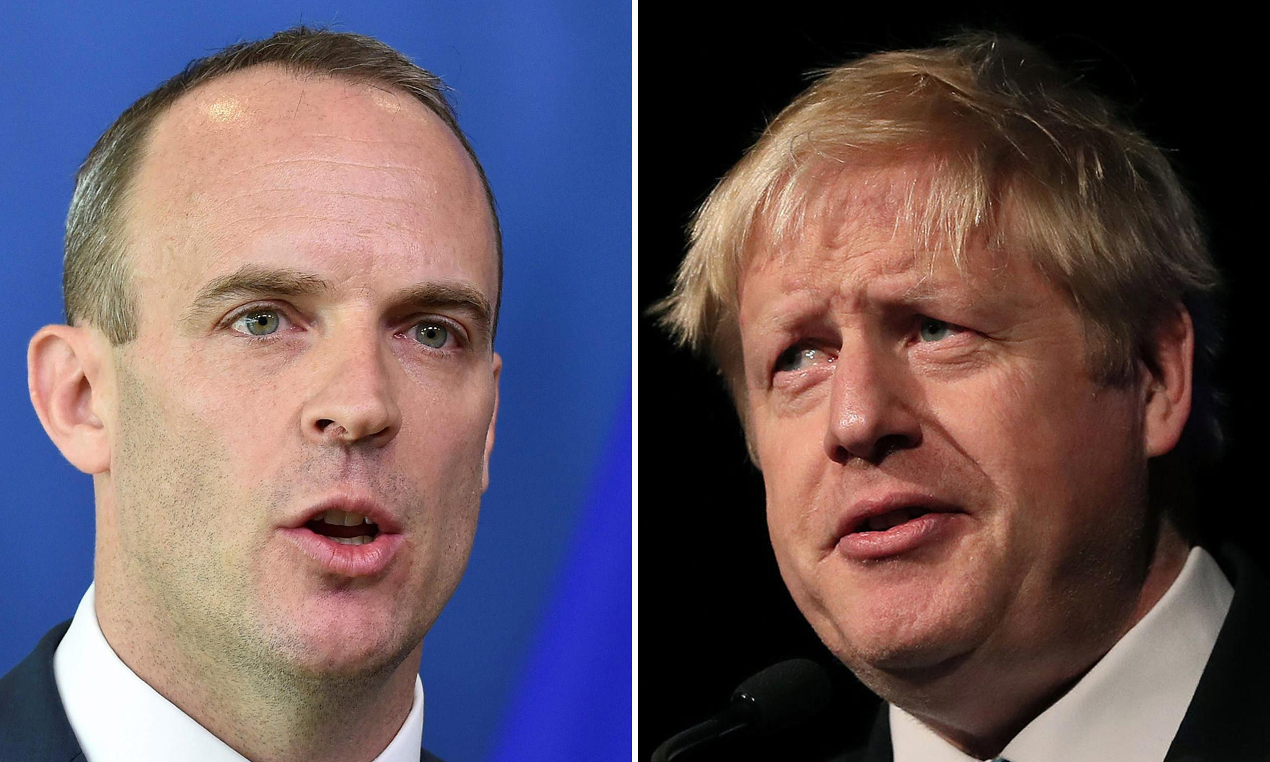 EU view of Tory leadership candidates deeply critical, say sources