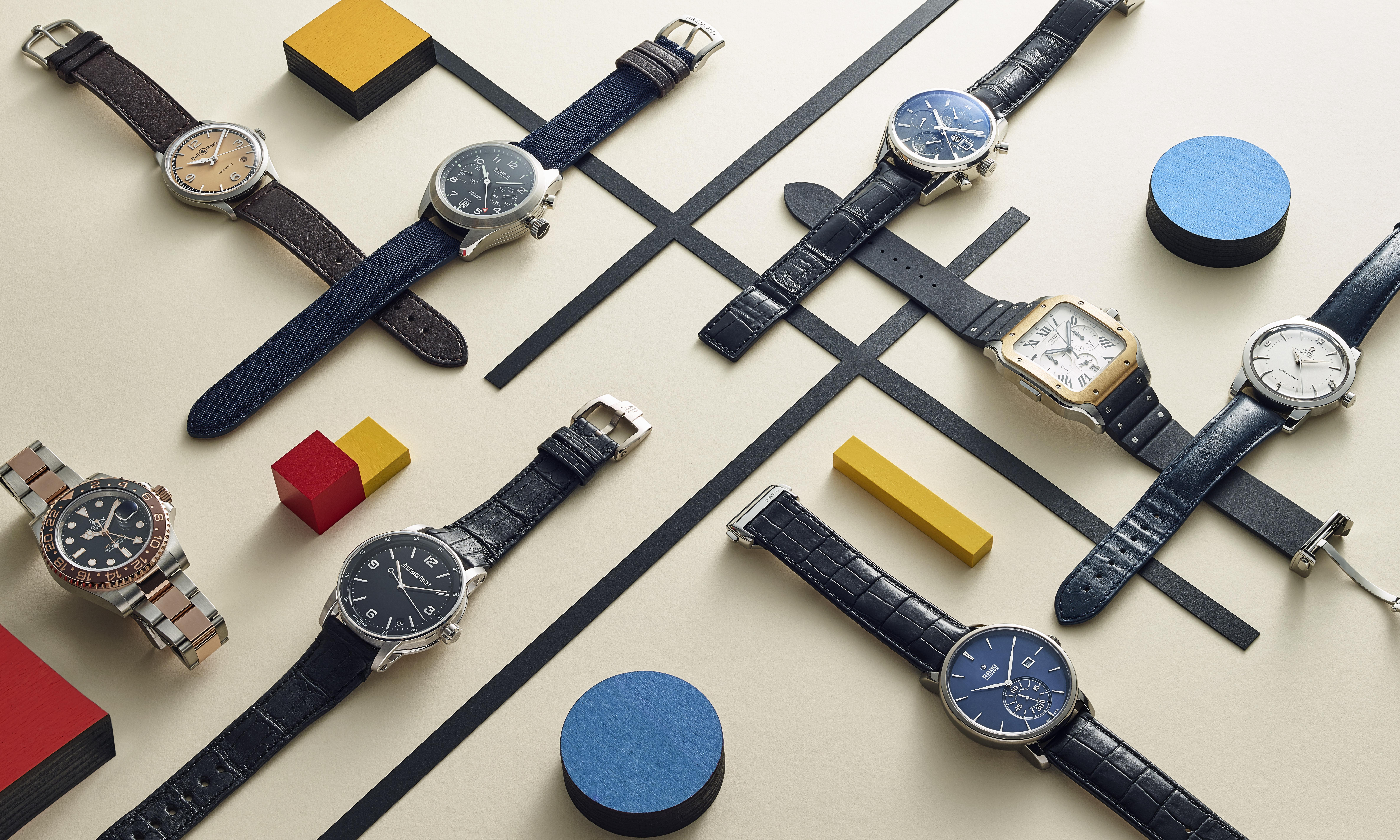 Watches: Have the time of your life