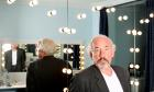 Simon Callow at Richmond Theatre, London.   Commissioned for Portrait of the Artist