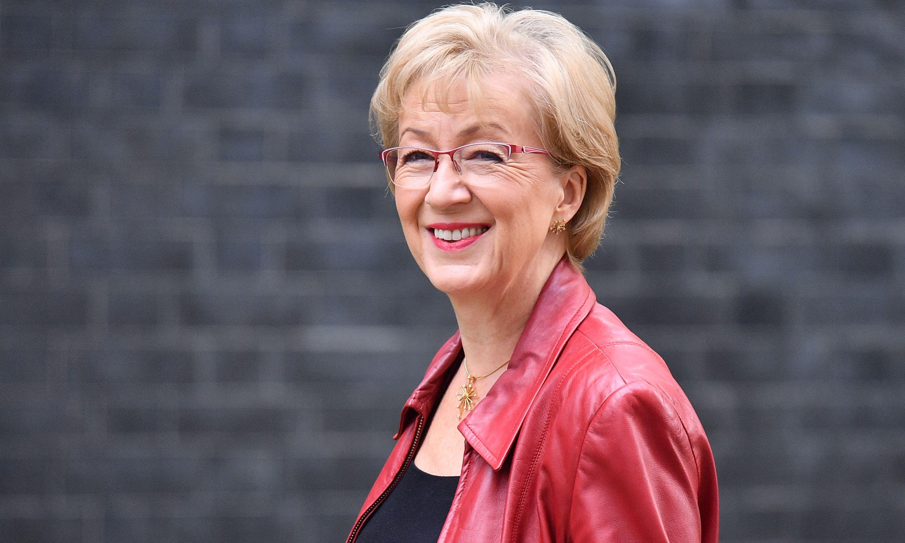 Andrea Leadsom's resignation puts her in pole position