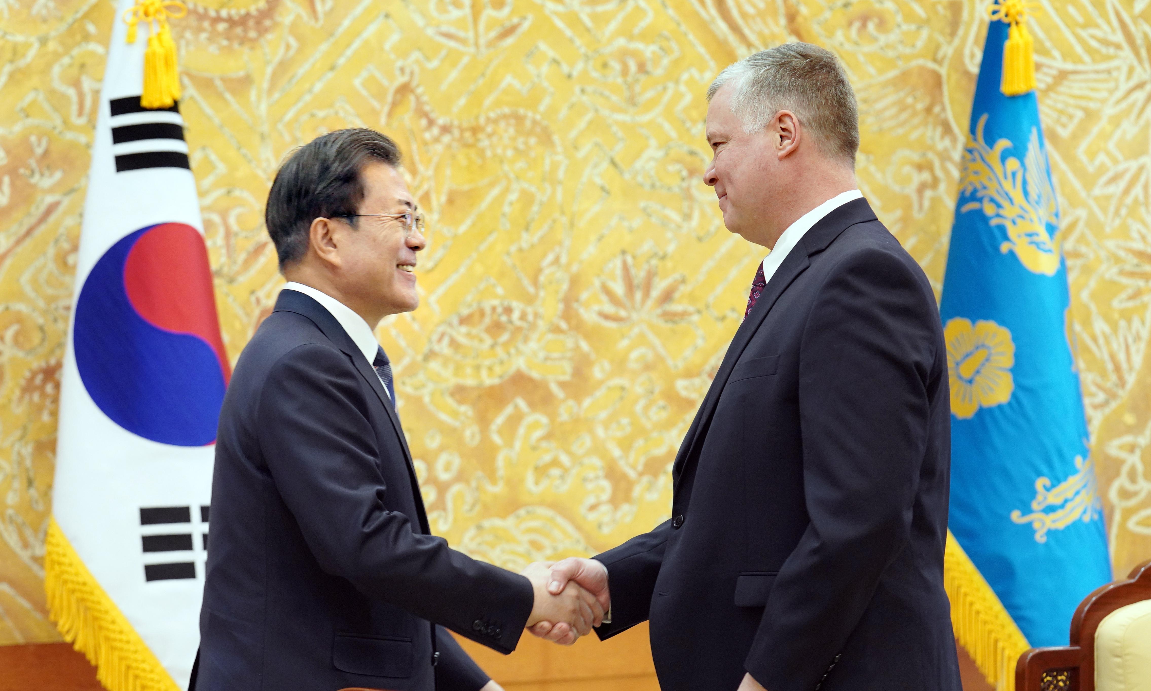 US North Korea envoy dismisses year-end deadline for talks breakthrough