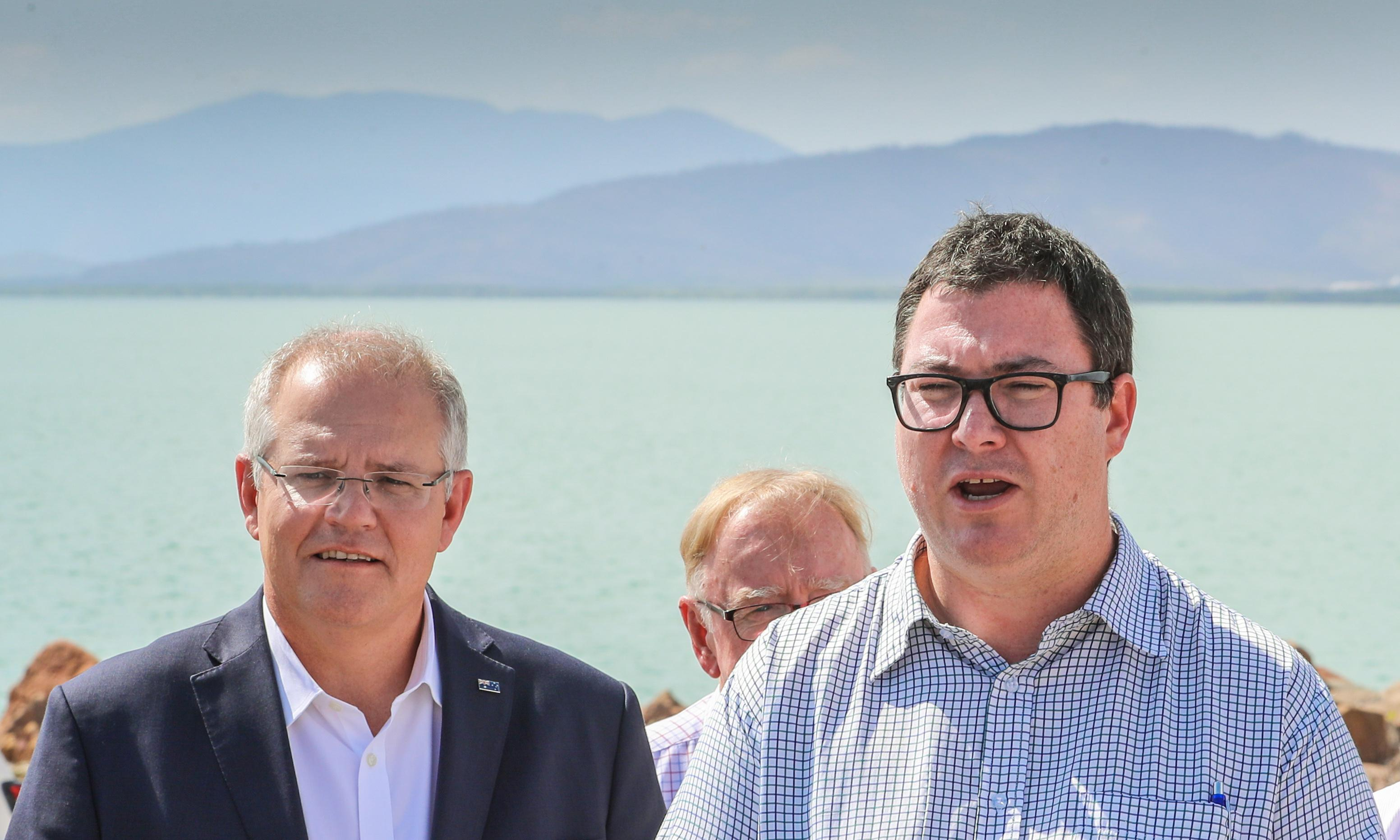 The big swing to George Christensen should be where the lesson for the election is