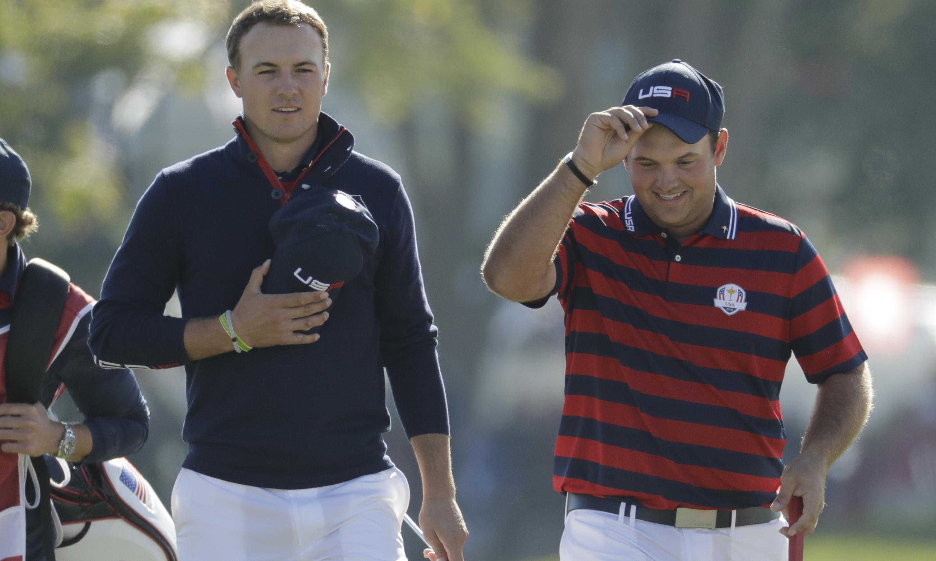 Patrick Reed: a Masters champion unlikely to win a popularity contest