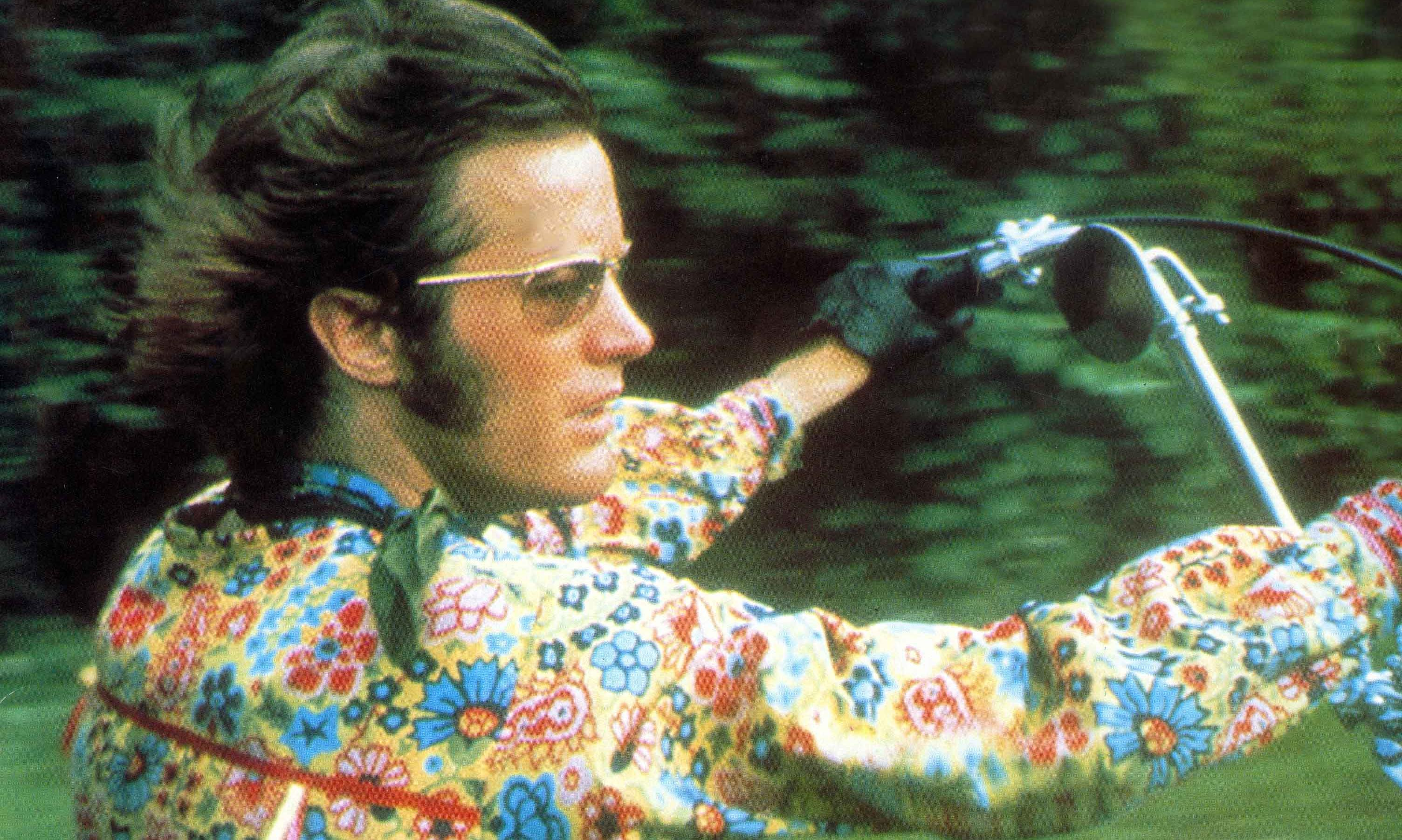 Peter Fonda, the easy rider who tested the hippy dream