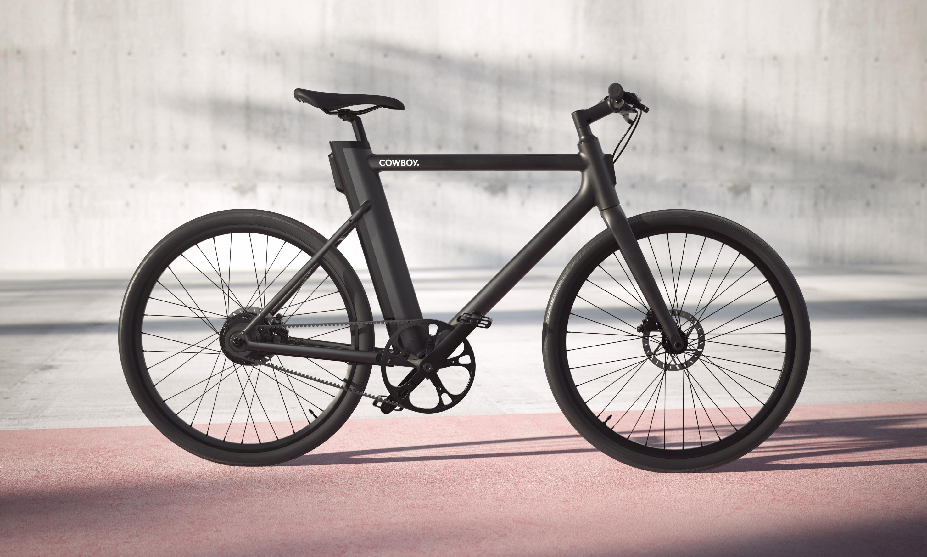 Cowboy ebike: 'Smooth and innovative. It will soon win its spurs'