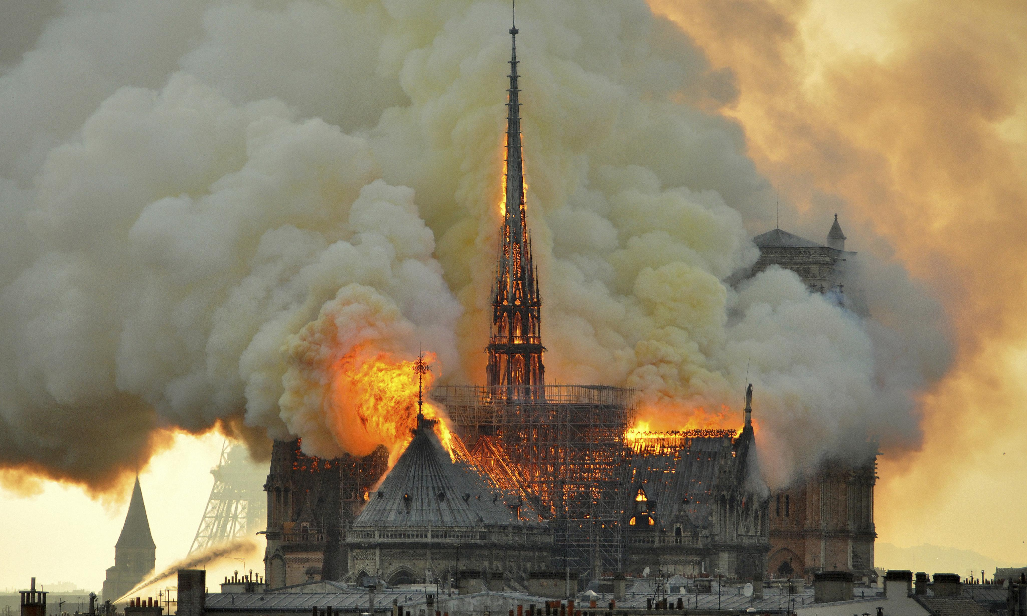 'Even more beautiful': should Notre Dame get a modern spire?