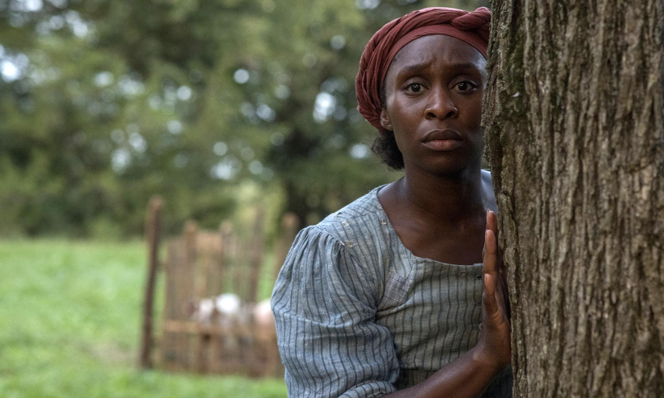 Harriet review – Cynthia Erivo is sublime as legendary slave rebel