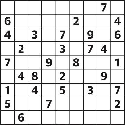 Sudoku 4,403 easy