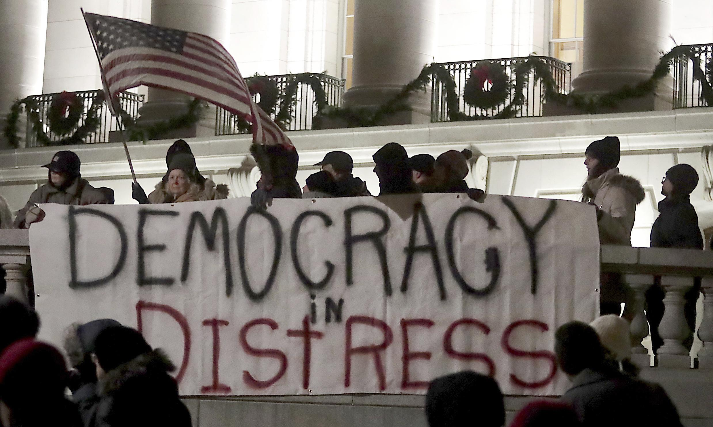 Republicans are undermining democracy state by state