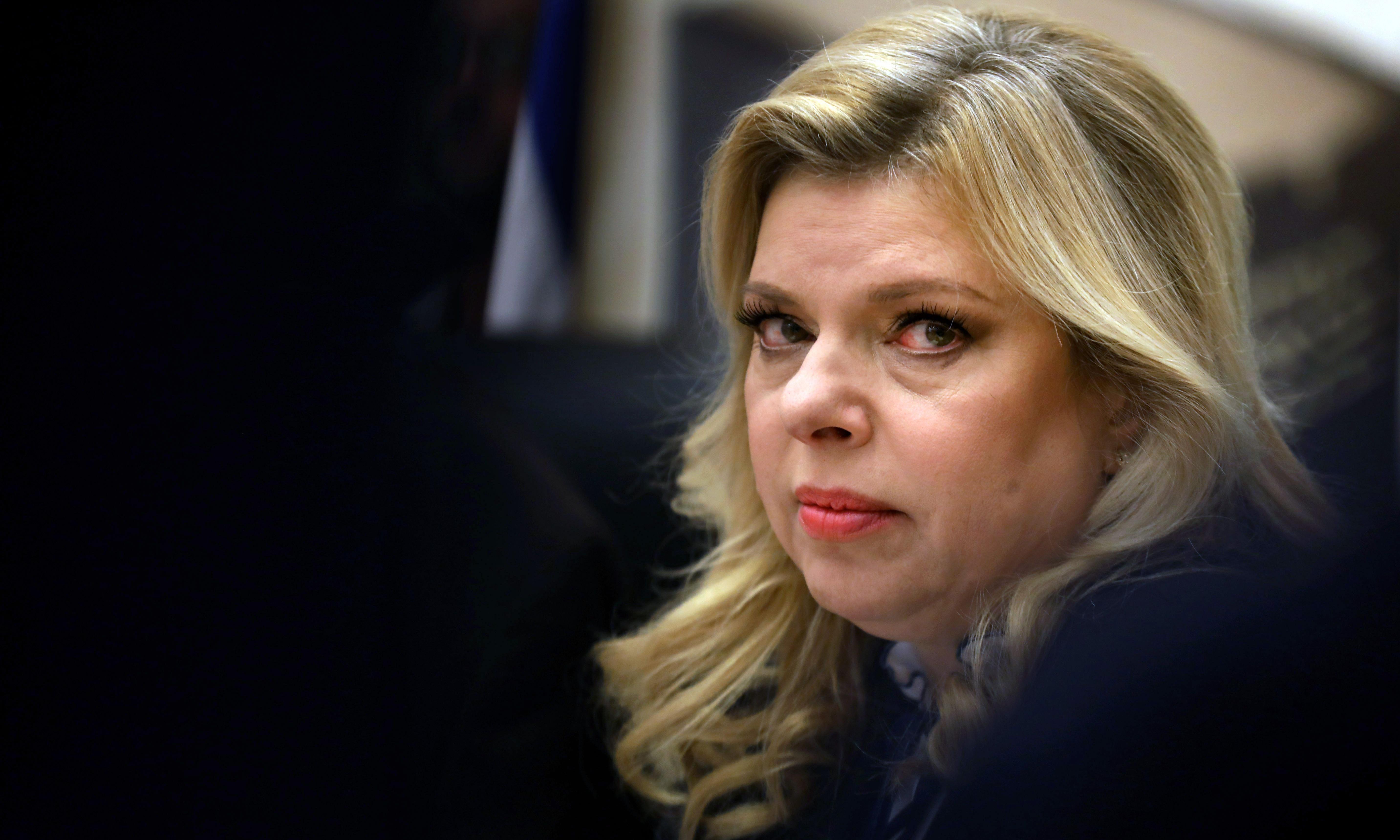 Israeli court convicts Sara Netanyahu for misusing state funds