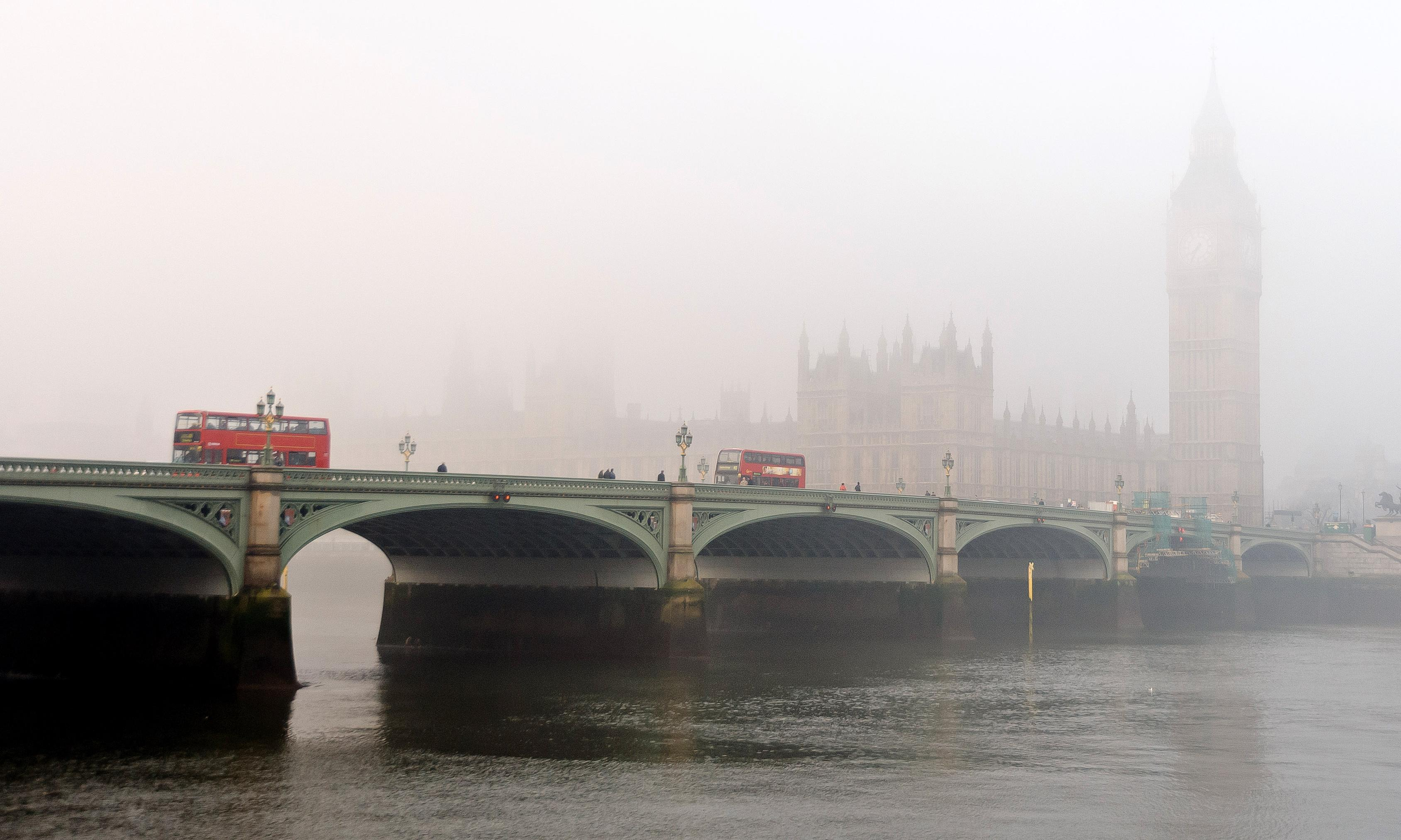 Brexit delay will keep fog of uncertainty hanging over UK economy