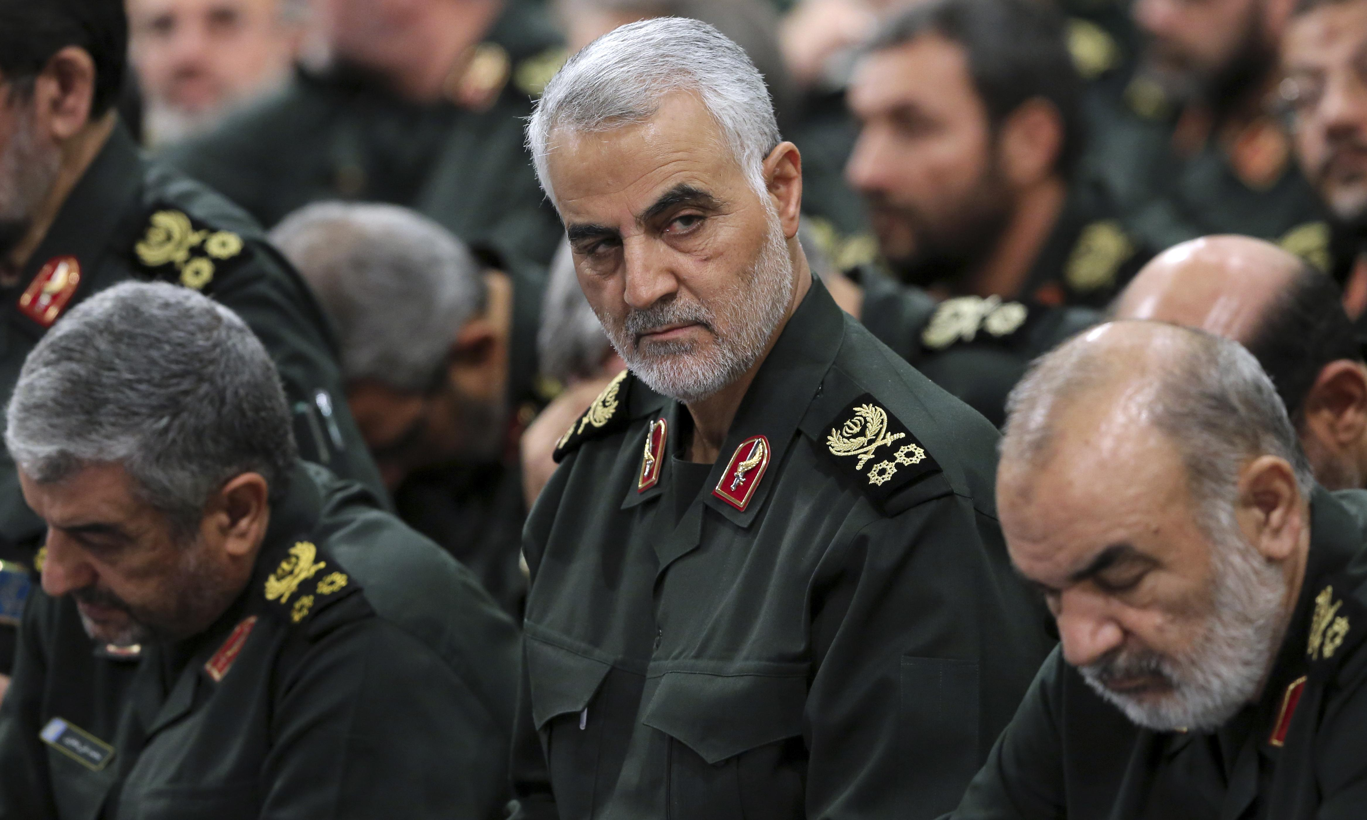 Iran tells Middle East militias: prepare for proxy war