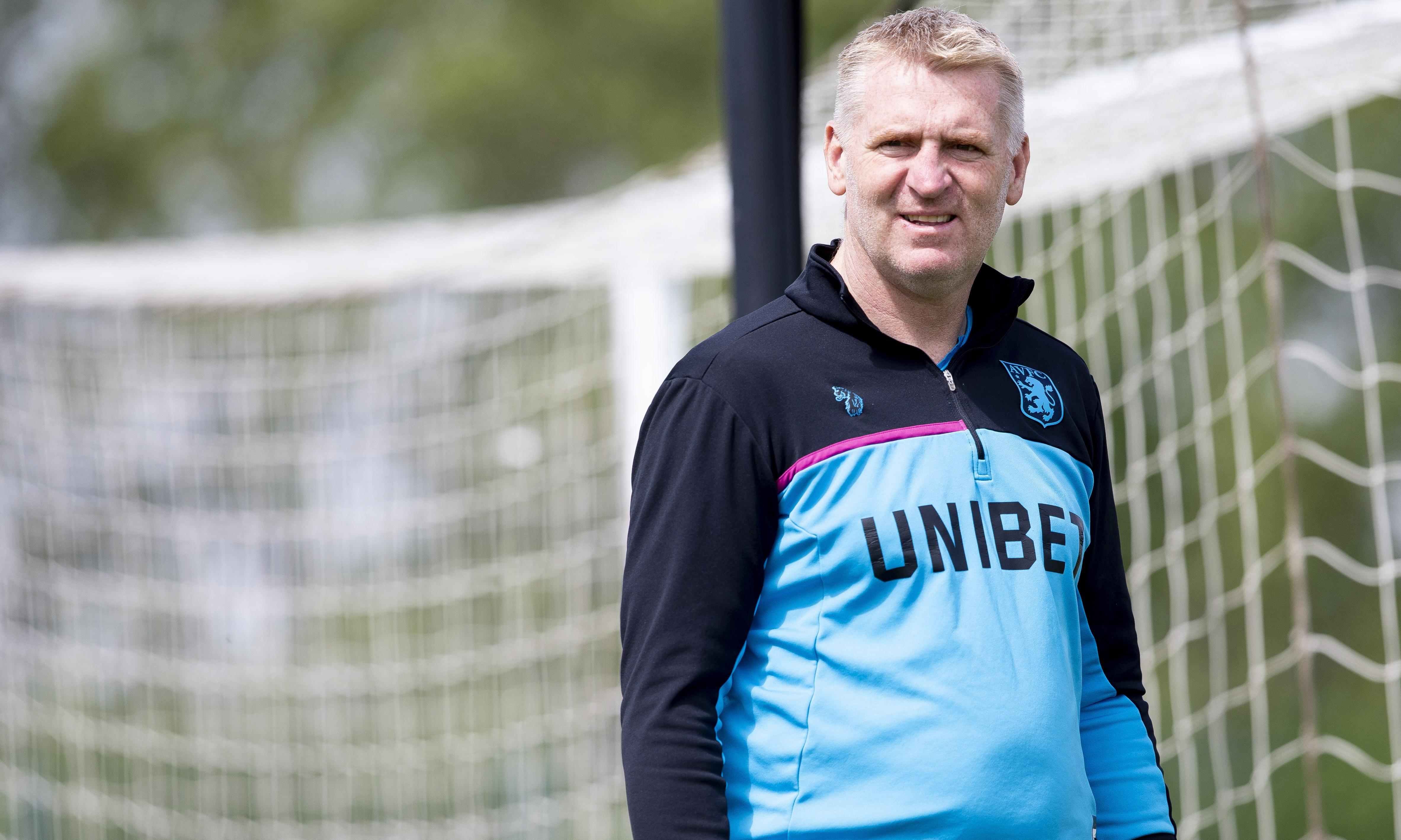 Dean Smith mixes personal pain with pride as Aston Villa head to Wembley