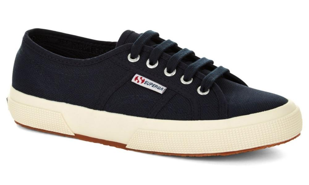 The bona fide classic Superga.
