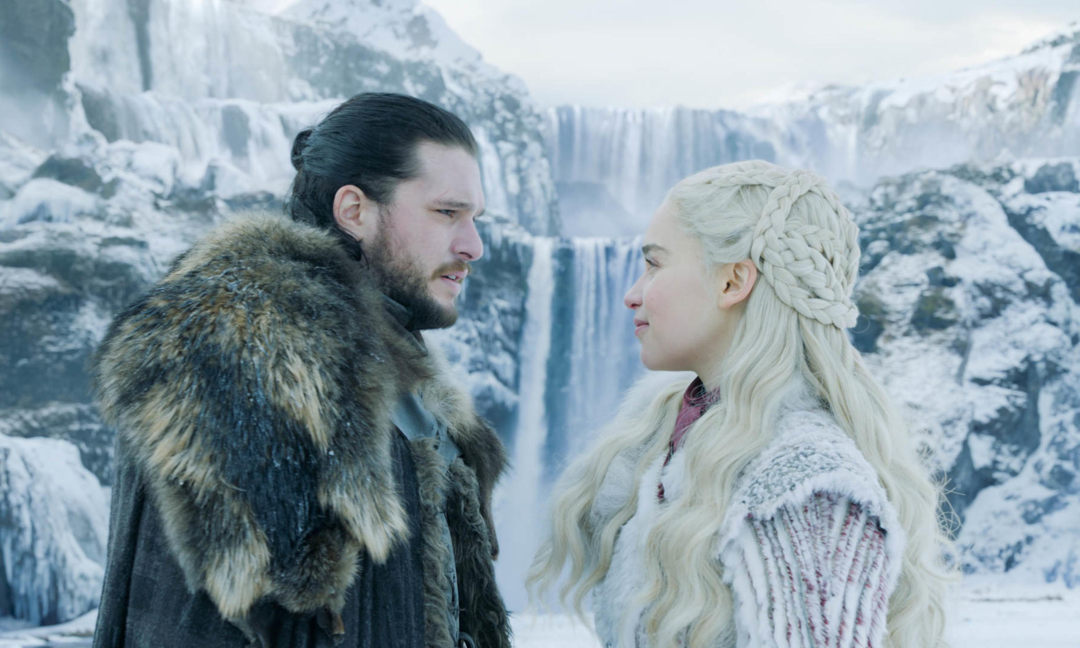 George RR Martin: the end of Game of Thrones on TV was a liberation