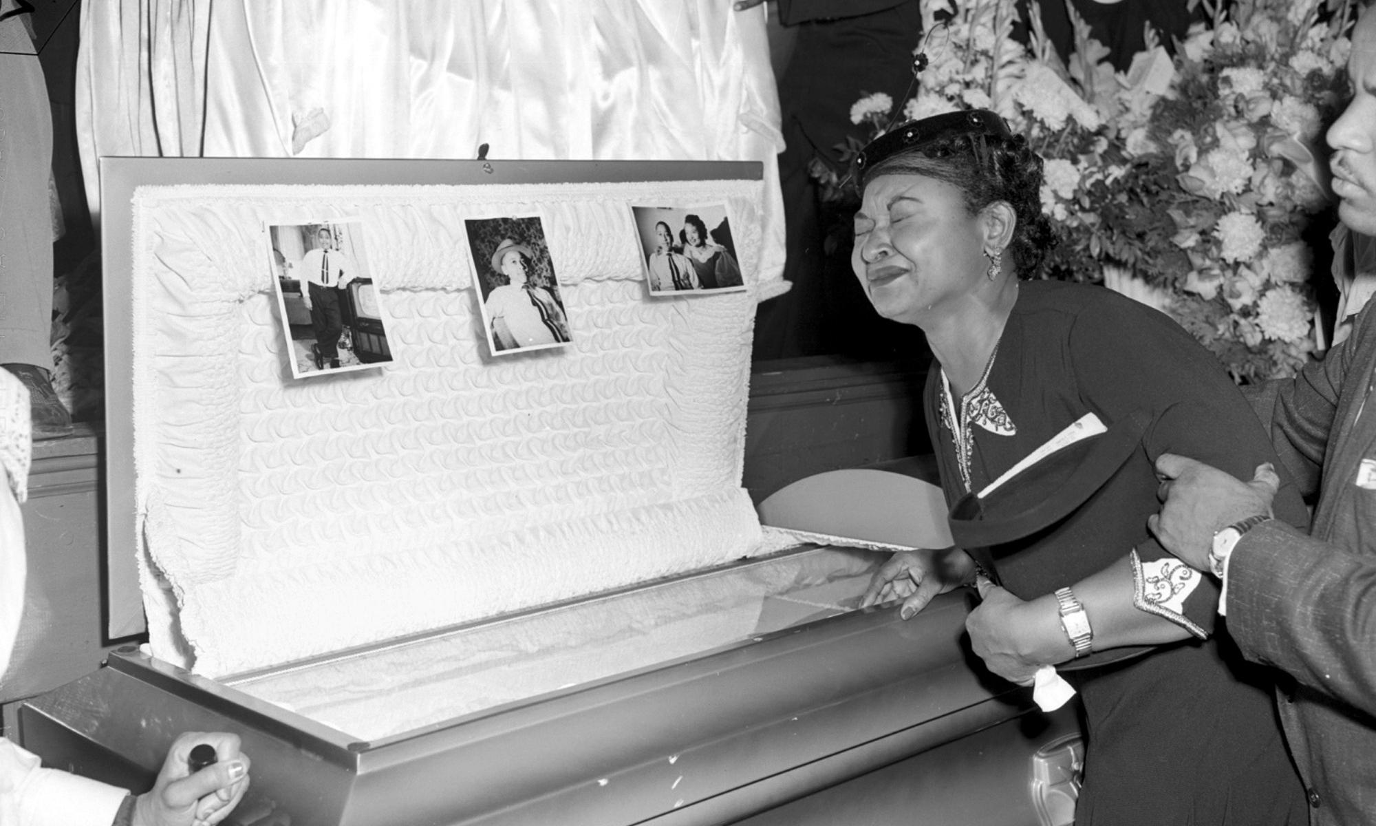 Emmett Till: new memorial to murdered teen is bulletproof