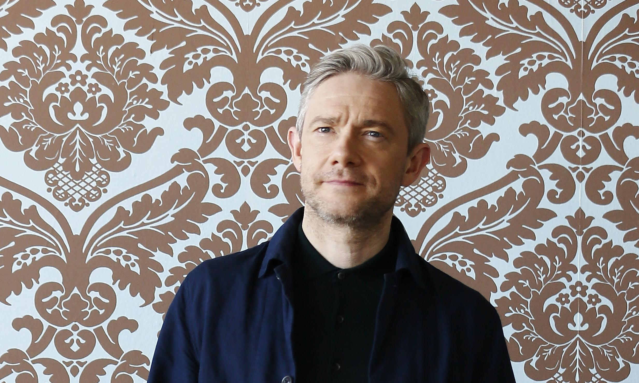 Martin Freeman: 'The detective's moral dilemma drew me in'