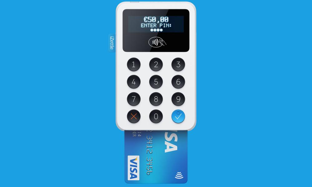 iZettle card reader