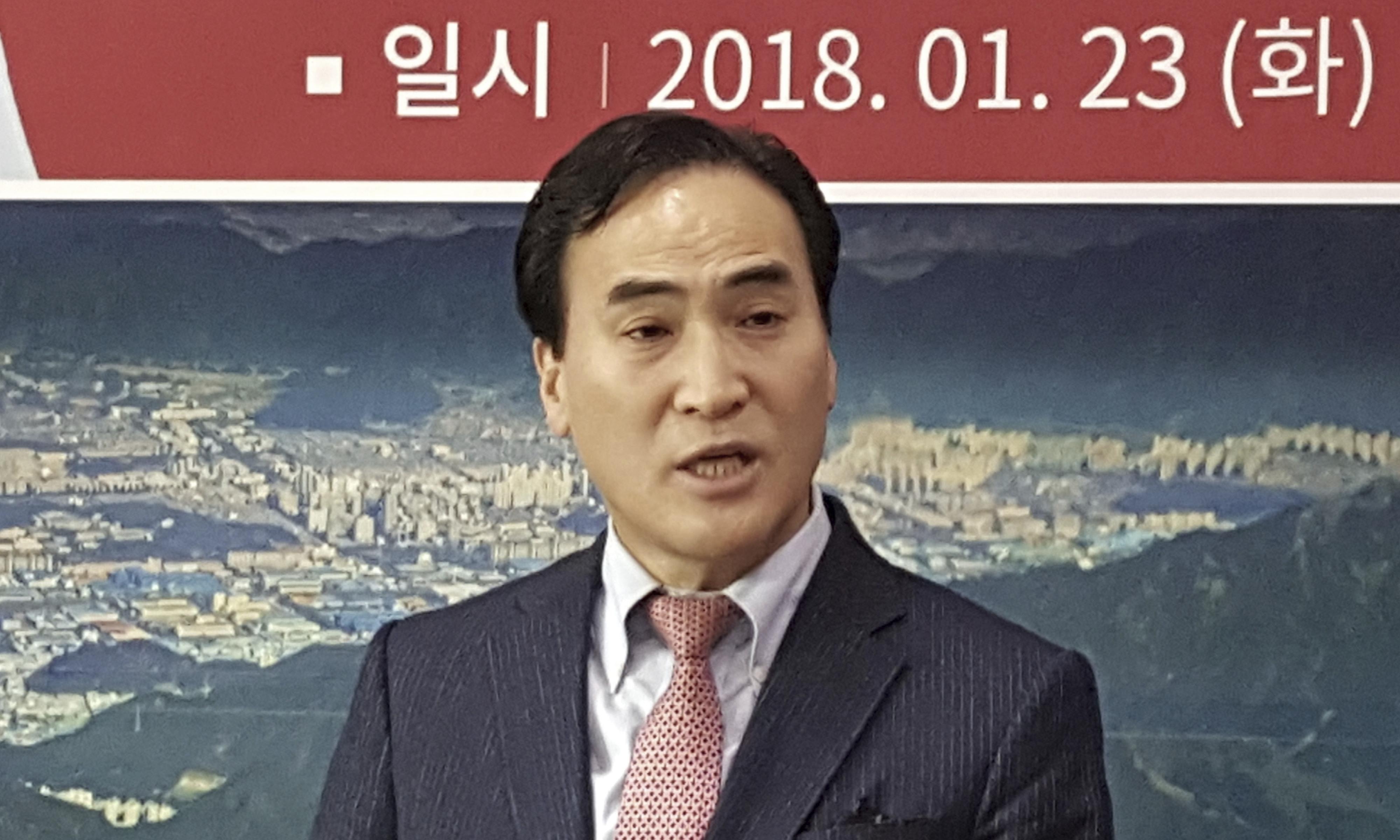 Interpol elects South Korean as its president, in blow to Russia